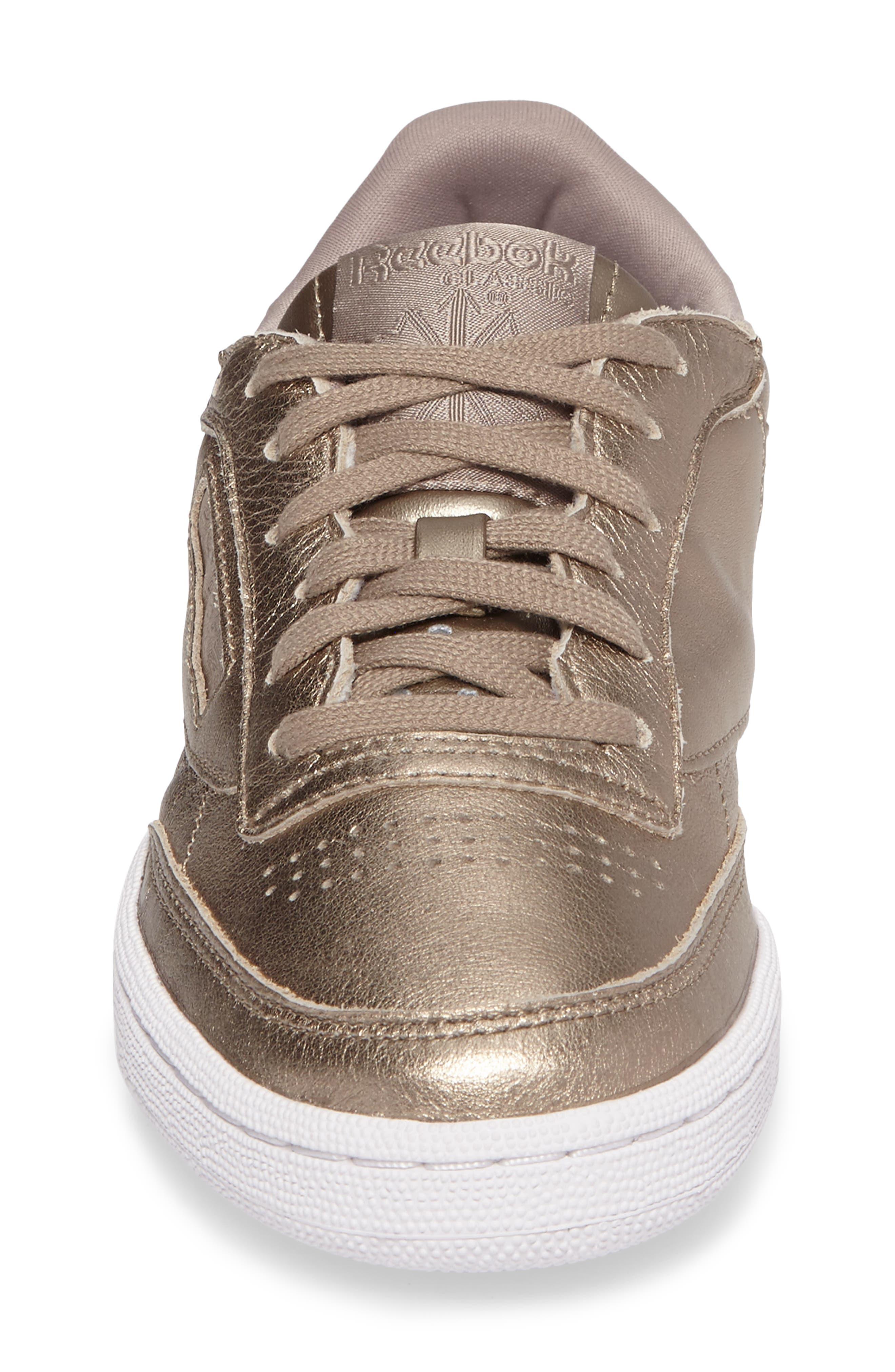 Alternate Image 4  - Reebok Club C 85 Sneaker (Women)