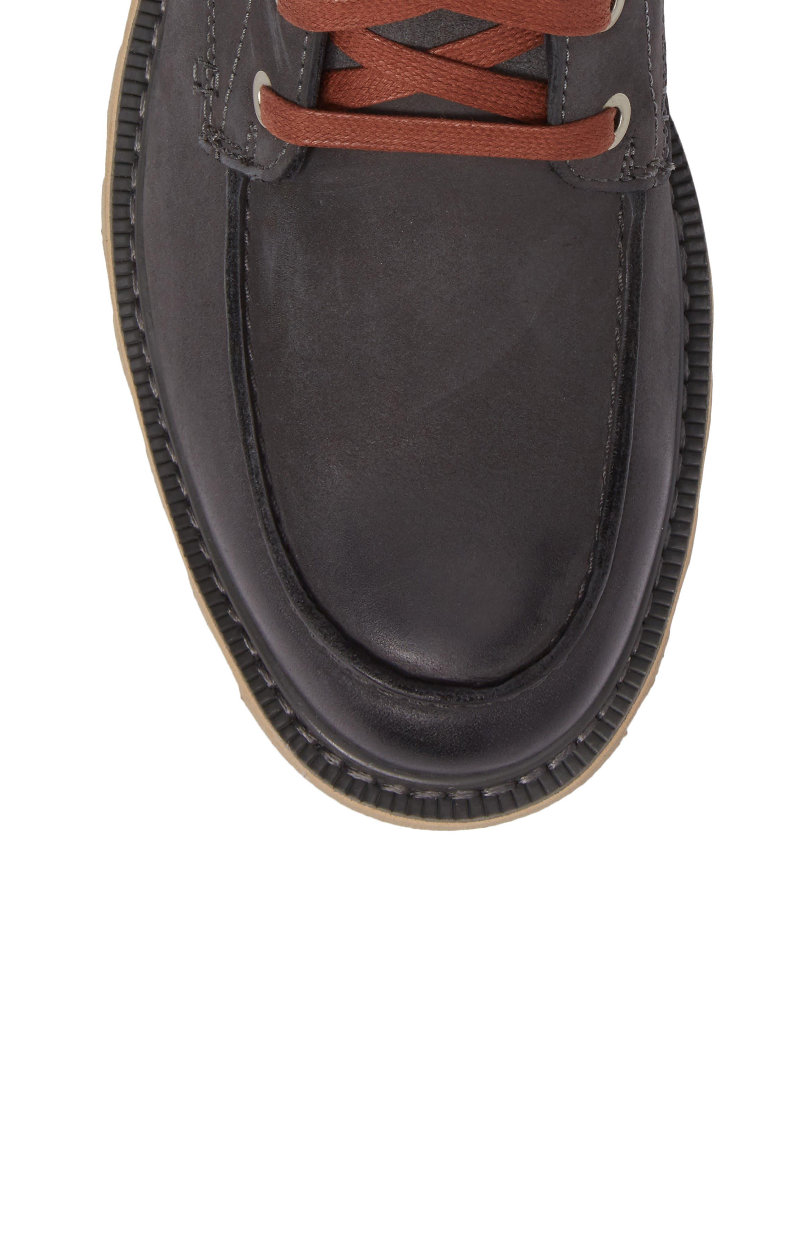 Alternate Image 5  - Sorel Madson Moc Toe Boot (Men)