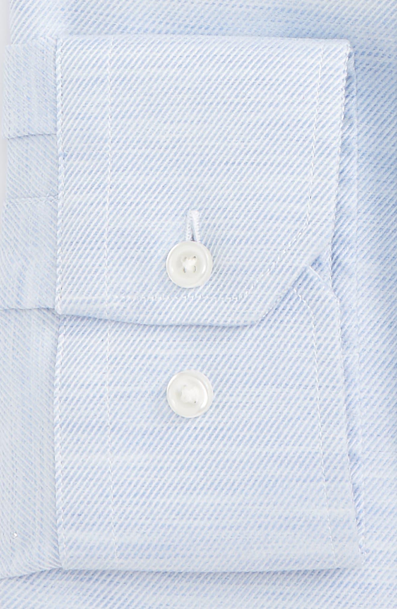 Alternate Image 2  - Calibrate Trim Fit Twill Dress Shirt