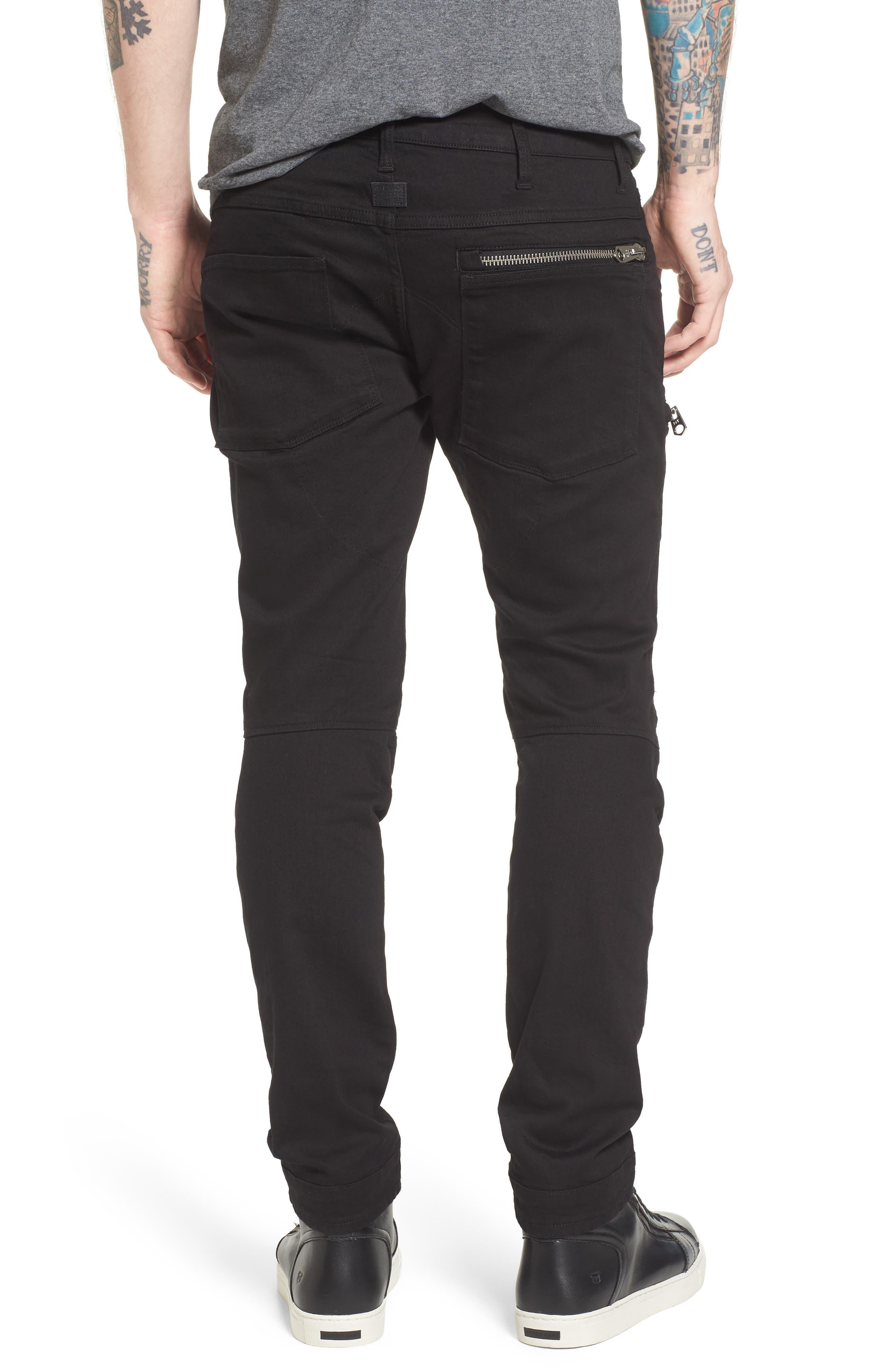 Alternate Image 2  - G-Star Raw 3D Slim Denim Pants