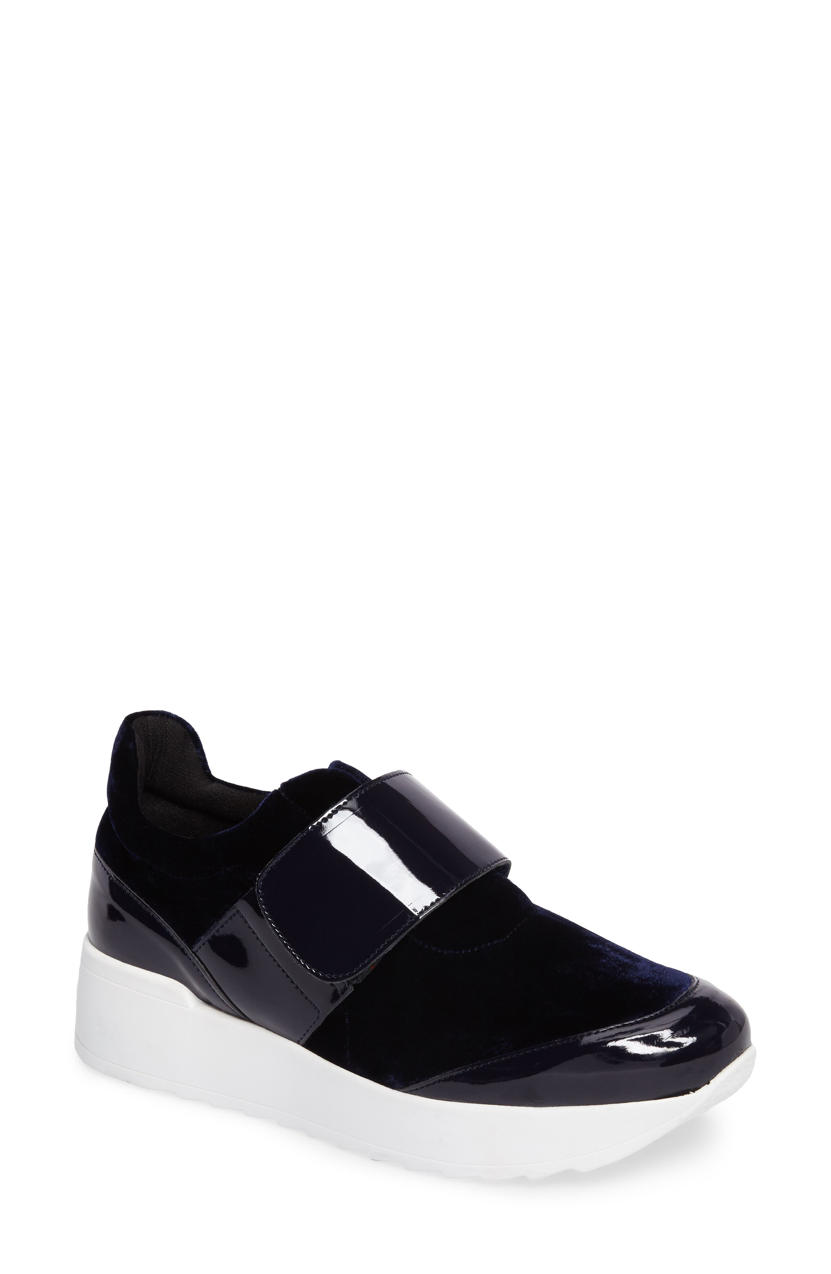 Cannon Sneaker,                         Main,                         color, Navy