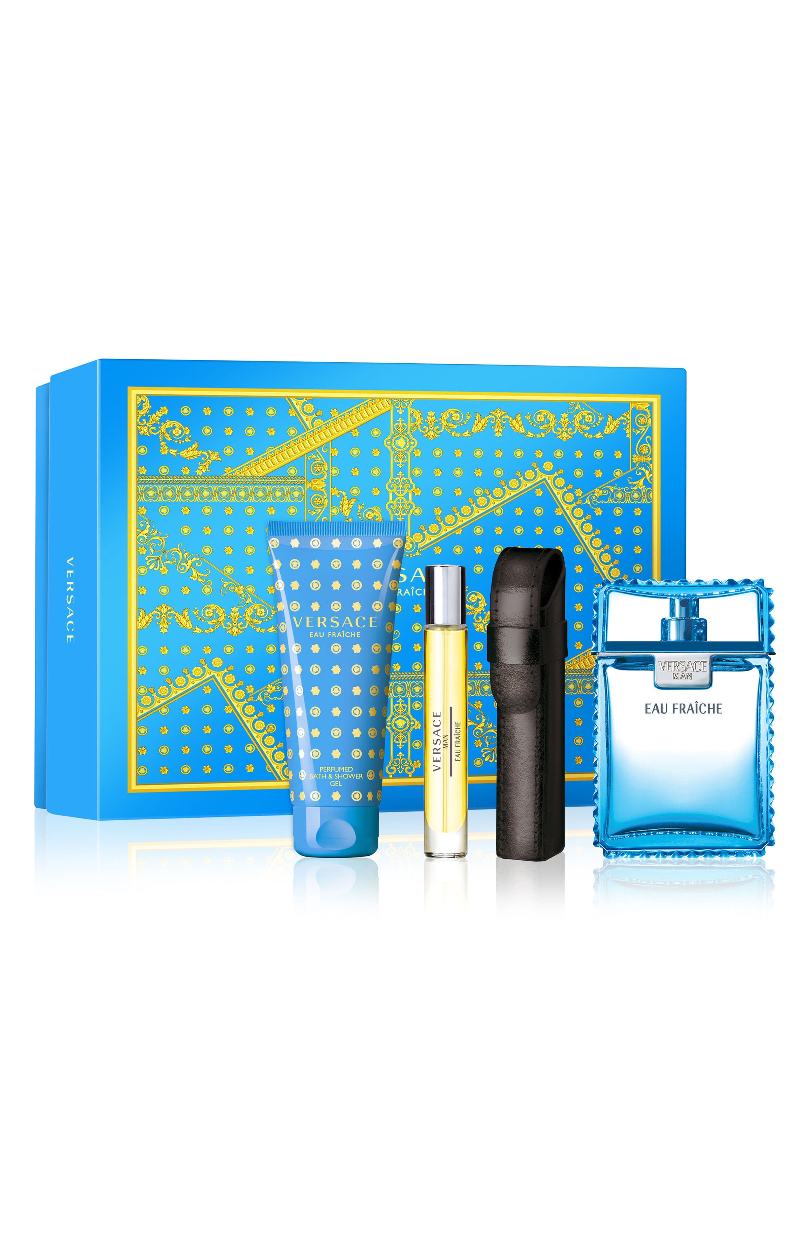 Versace Man Eau Fraîche Set ($139 Value)