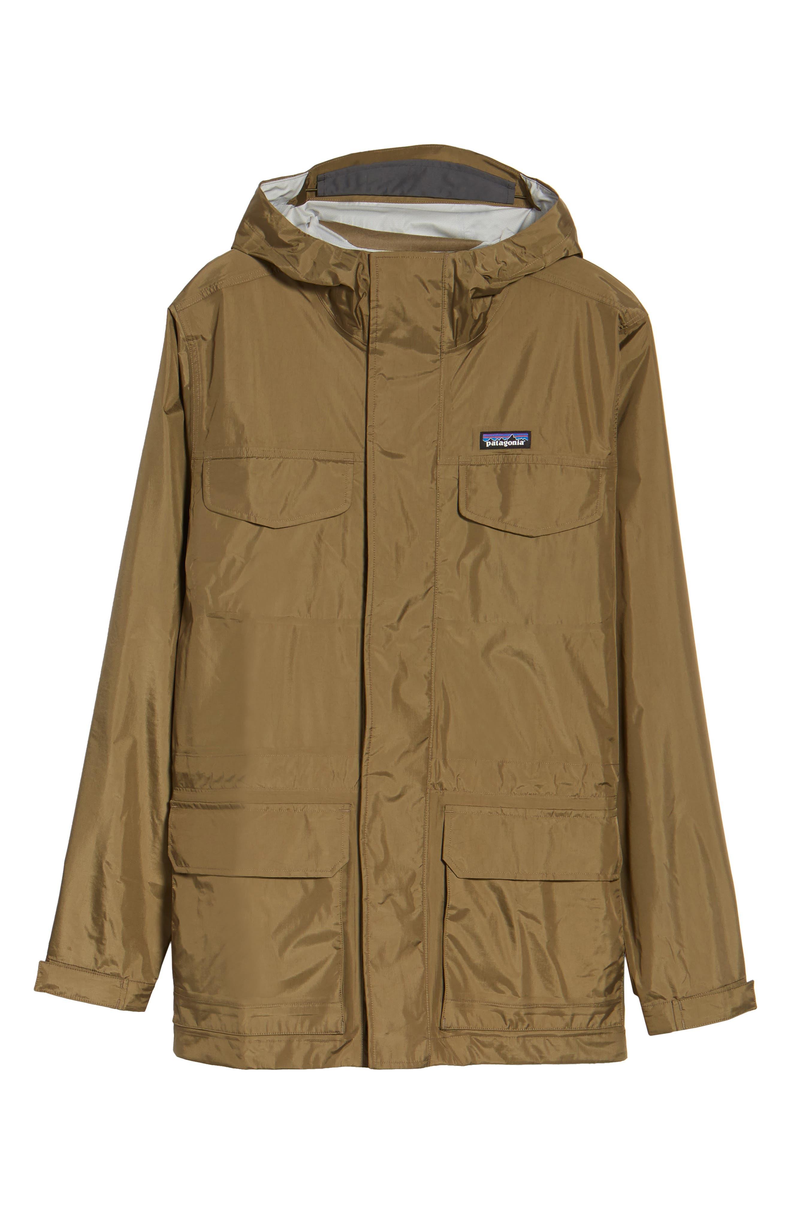 Torrentshell Waterproof Jacket,                             Alternate thumbnail 6, color,                             Dark Ash