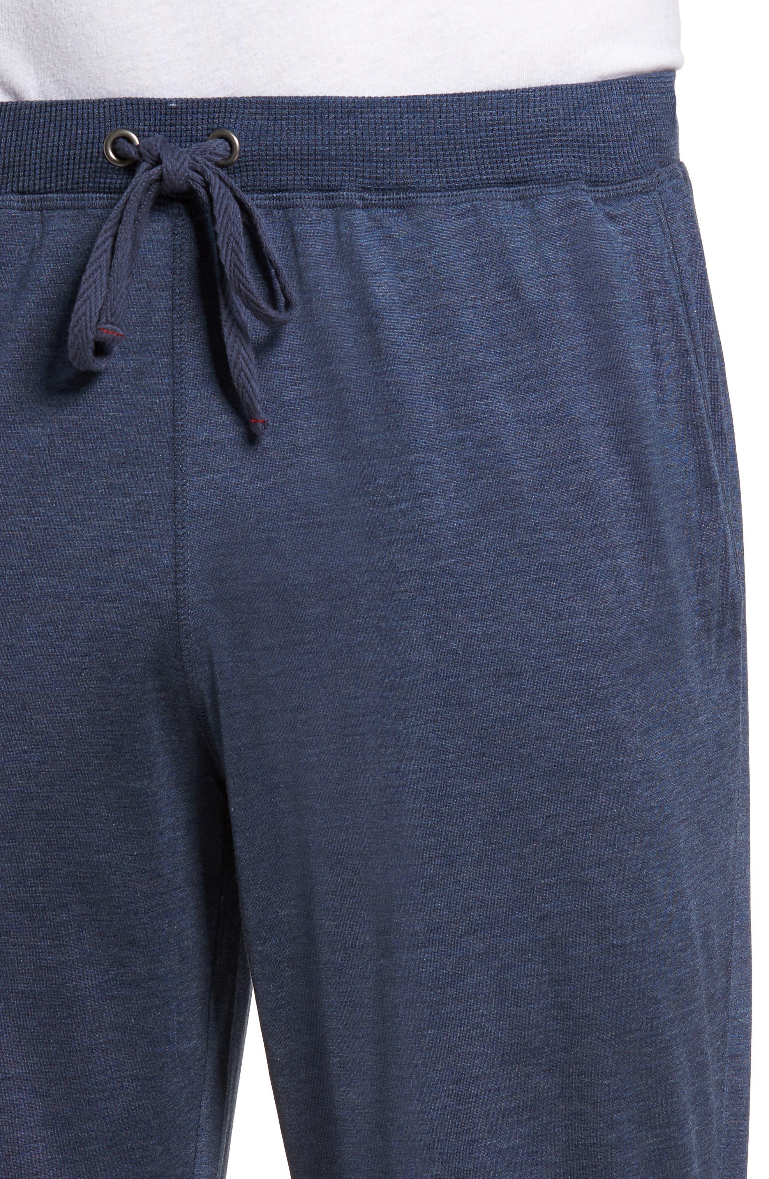 Alternate Image 4  - Daniel Buchler Silk & Cotton Lounge Pants