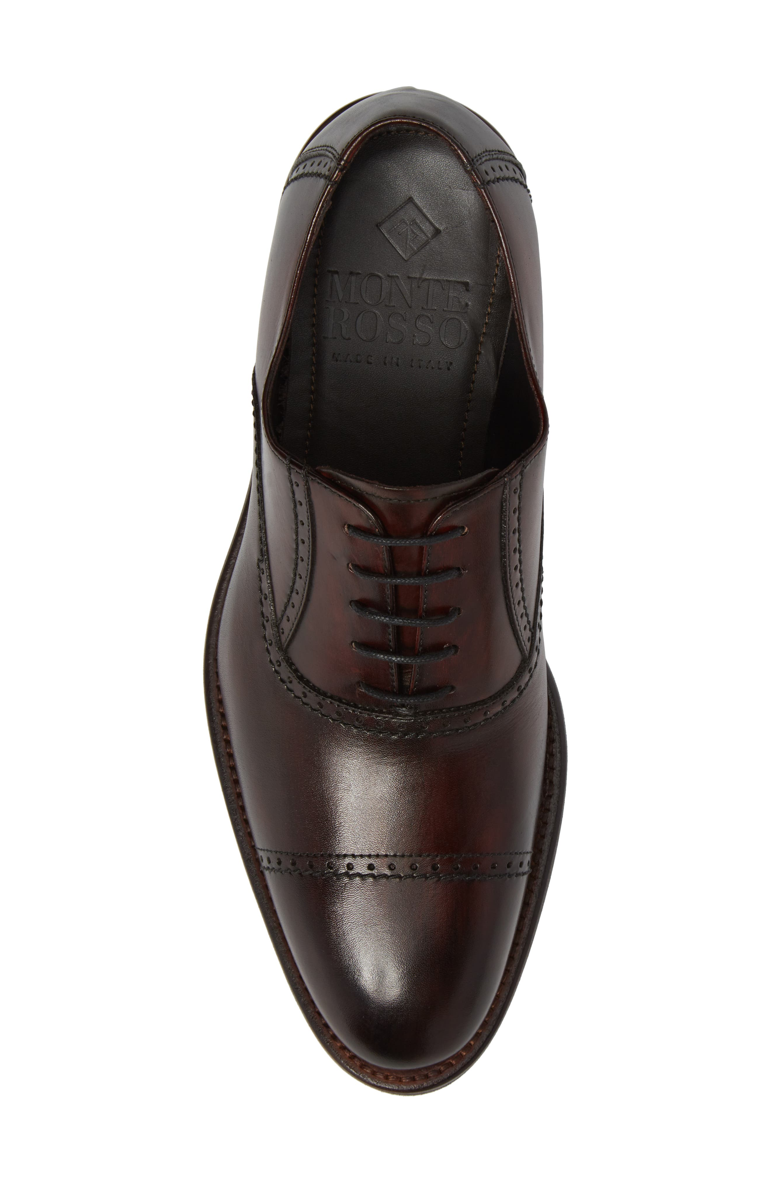 Alternate Image 5  - Monte Rosso Borgo Cap Toe Oxford (Men)