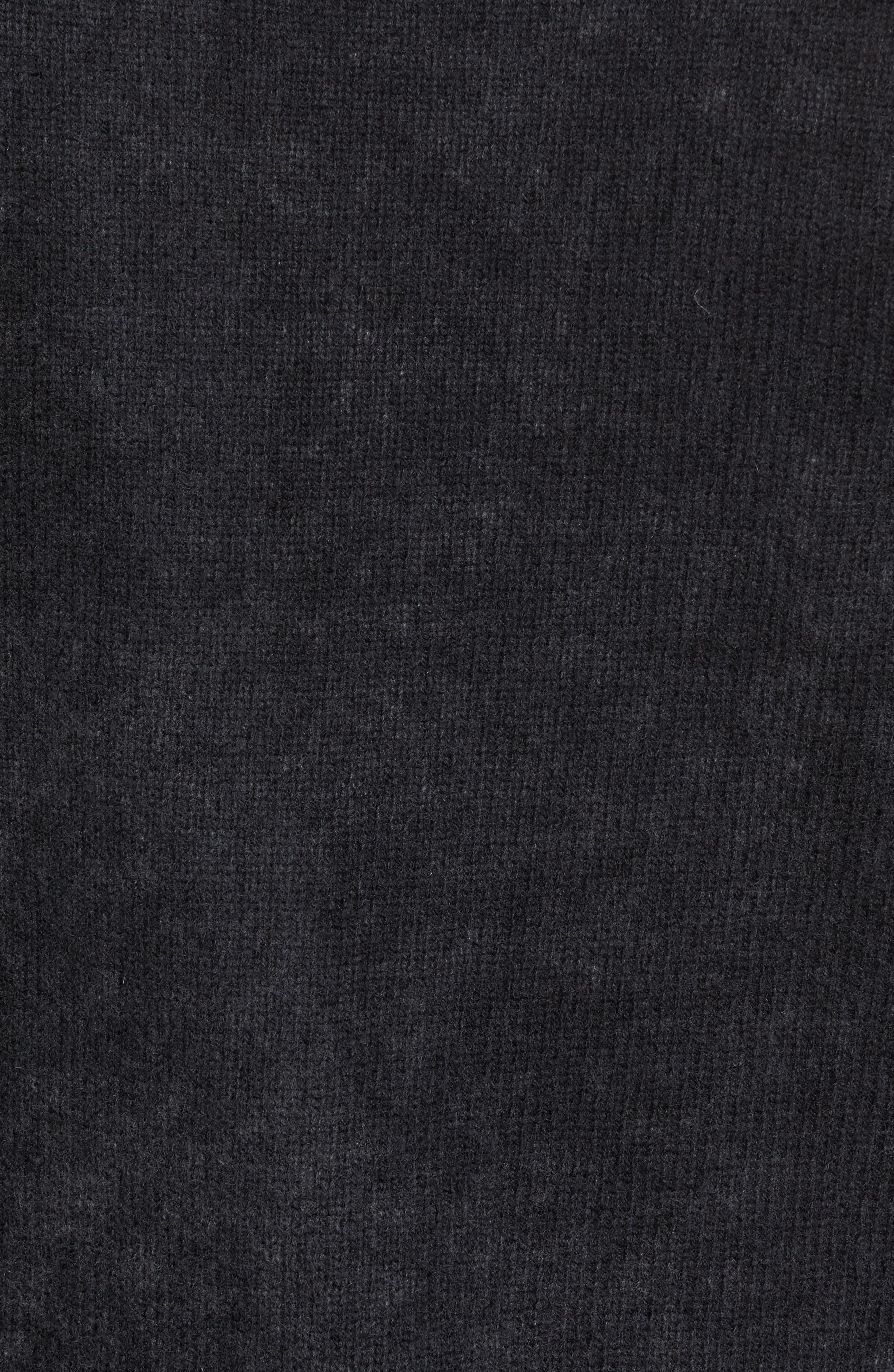 Alternate Image 5  - John Varvatos Star USA Drop Shoulder Sweater