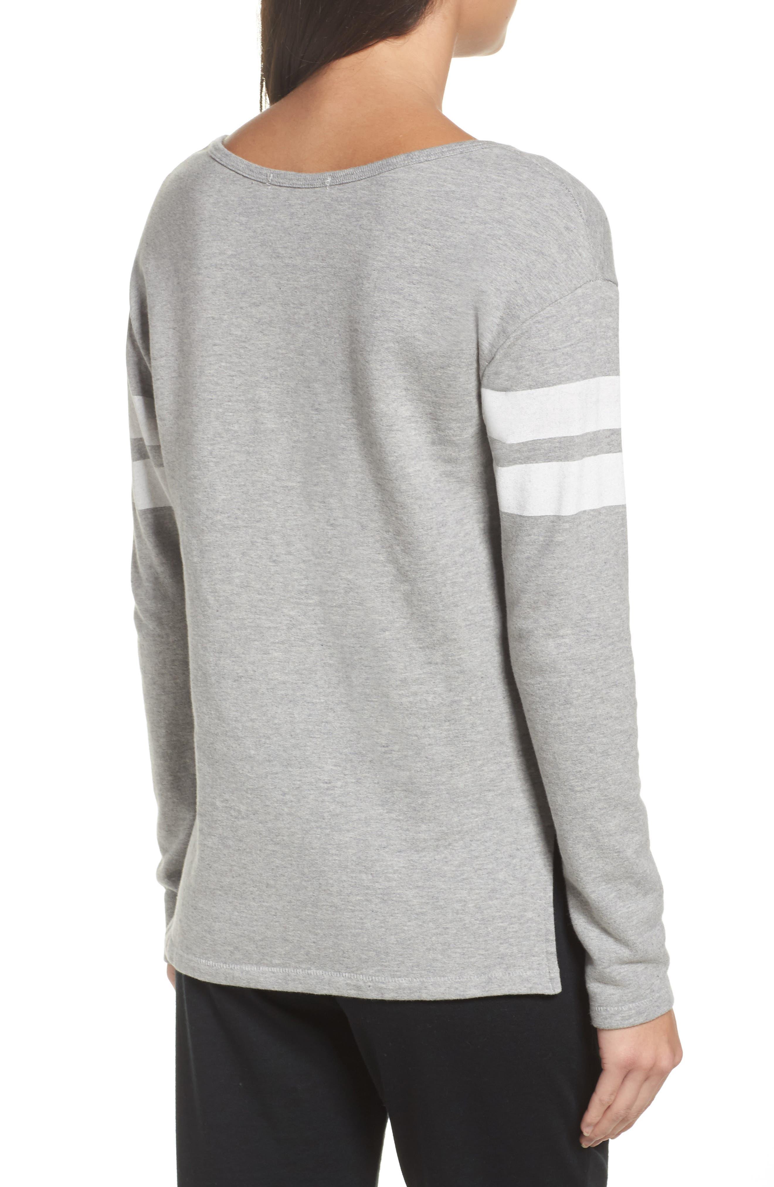 NFL New England Patriots Champion Sweatshirt,                             Alternate thumbnail 2, color,                             Heather Grey