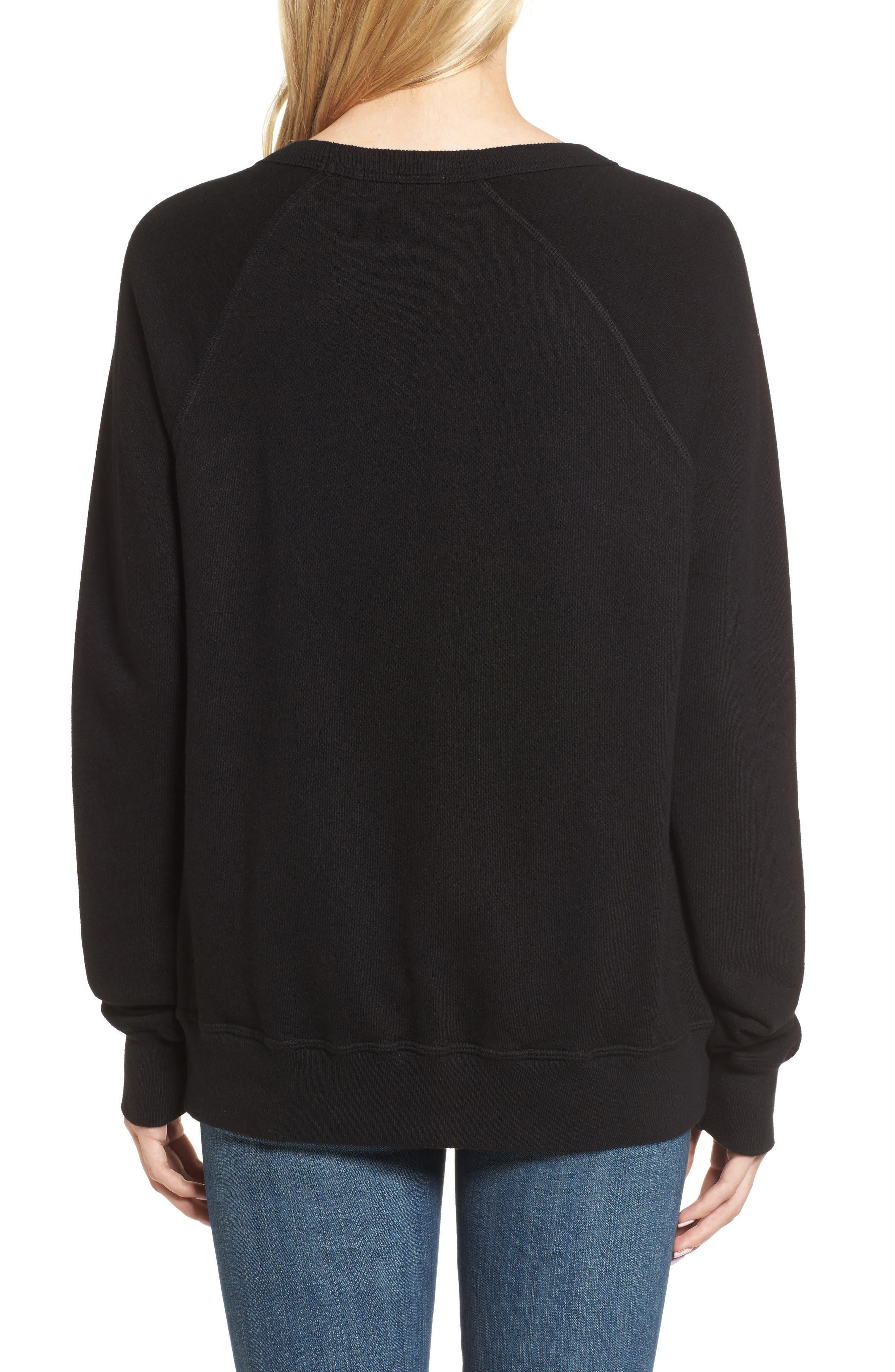 Alternate Image 2  - n:PHILANTHROPY Nic Studded Sweatshirt