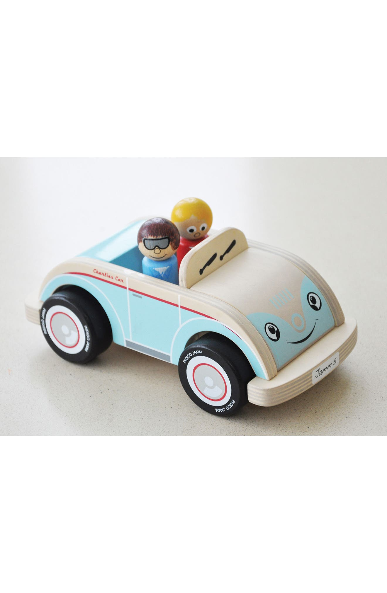 Charlies Car,                             Alternate thumbnail 3, color,                             Blue