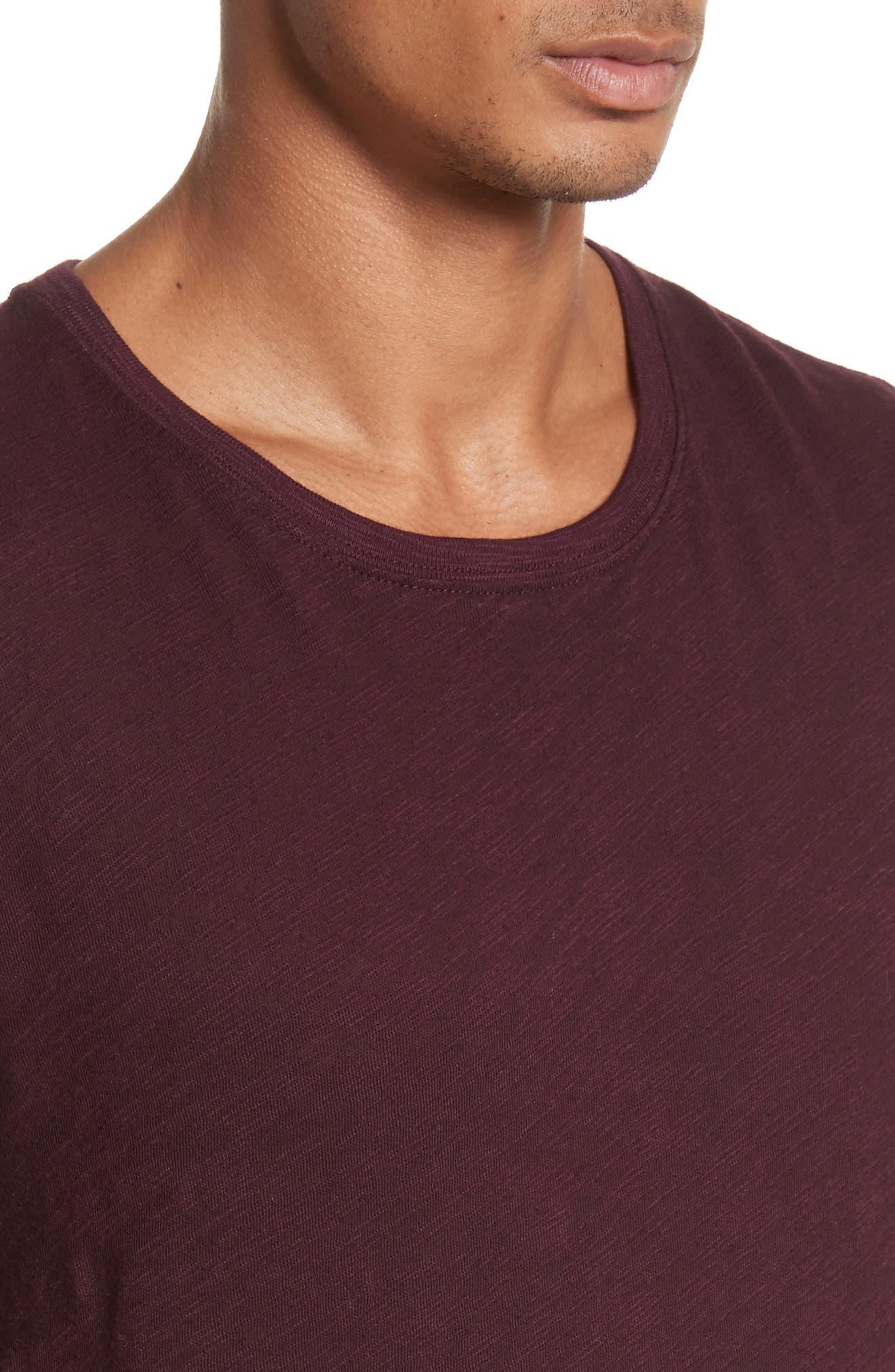 Alternate Image 4  - ATM Anthony Thomas Melillo Crewneck T-Shirt
