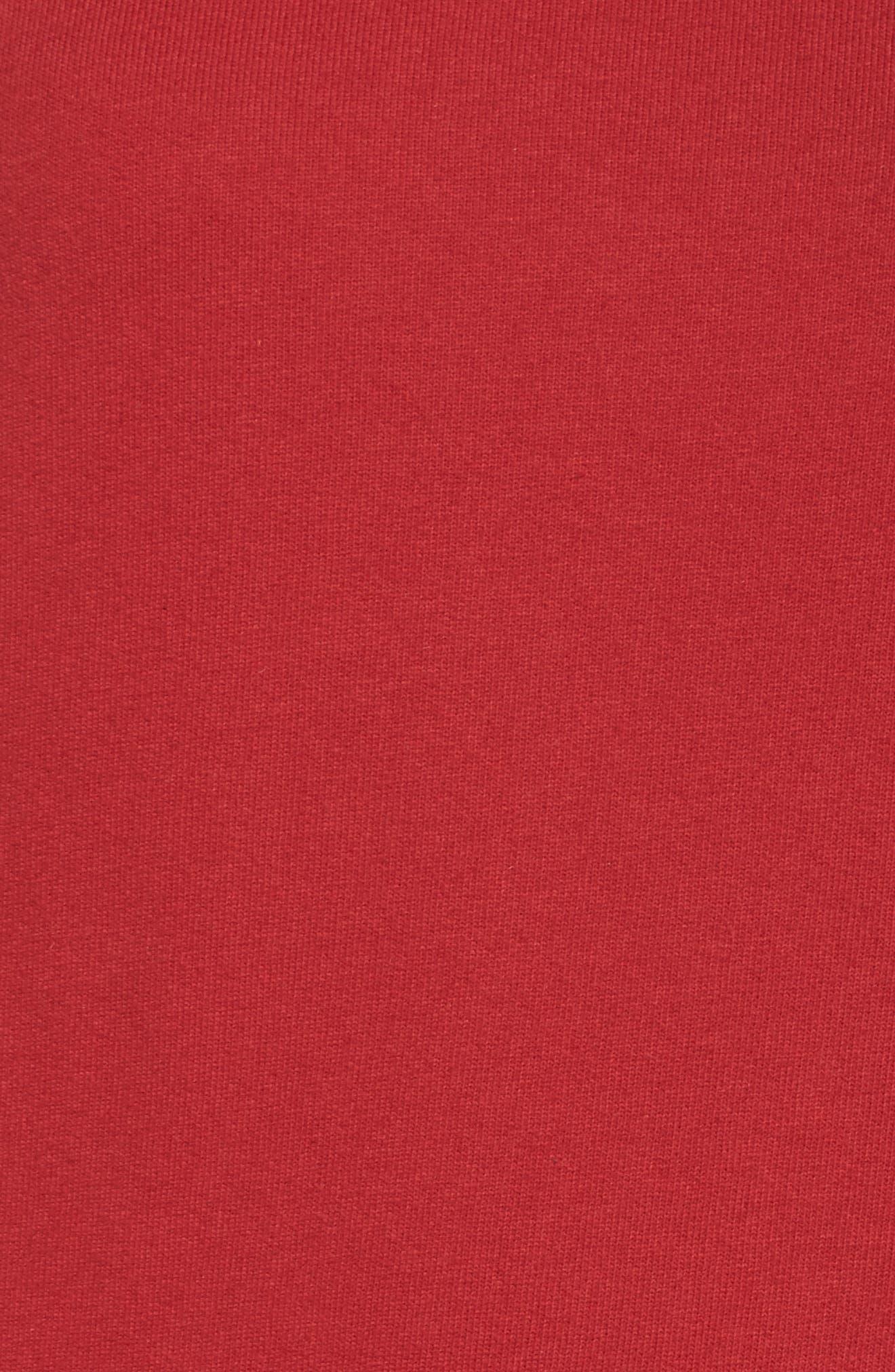 NFL Arizona Cardinals Sunday Hoodie,                             Alternate thumbnail 6, color,                             Cardinal