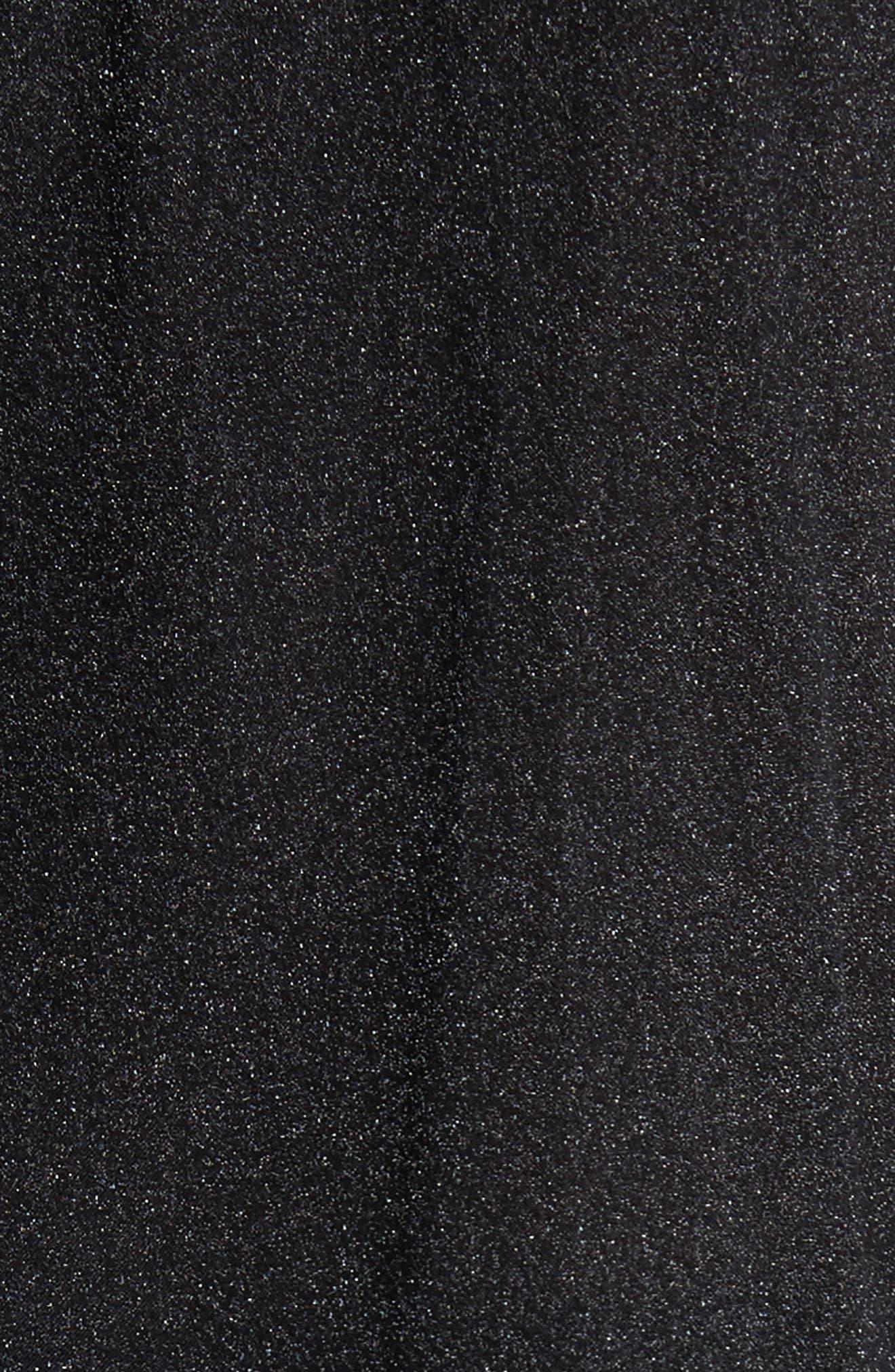 Sequin Shell,                             Alternate thumbnail 5, color,                             Black