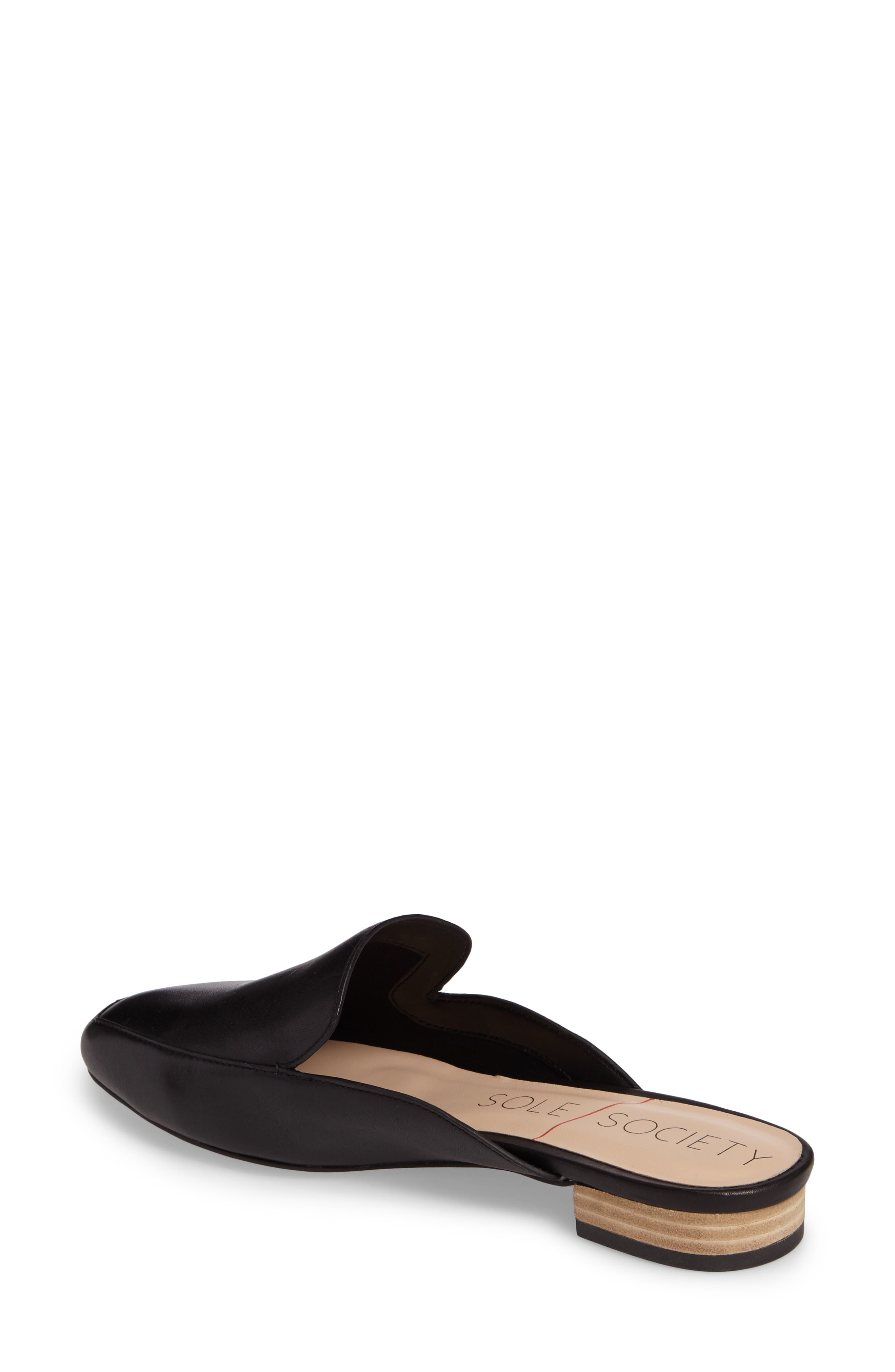 Alternate Image 2  - Sole Society Bedford Loafer Flat (Women)