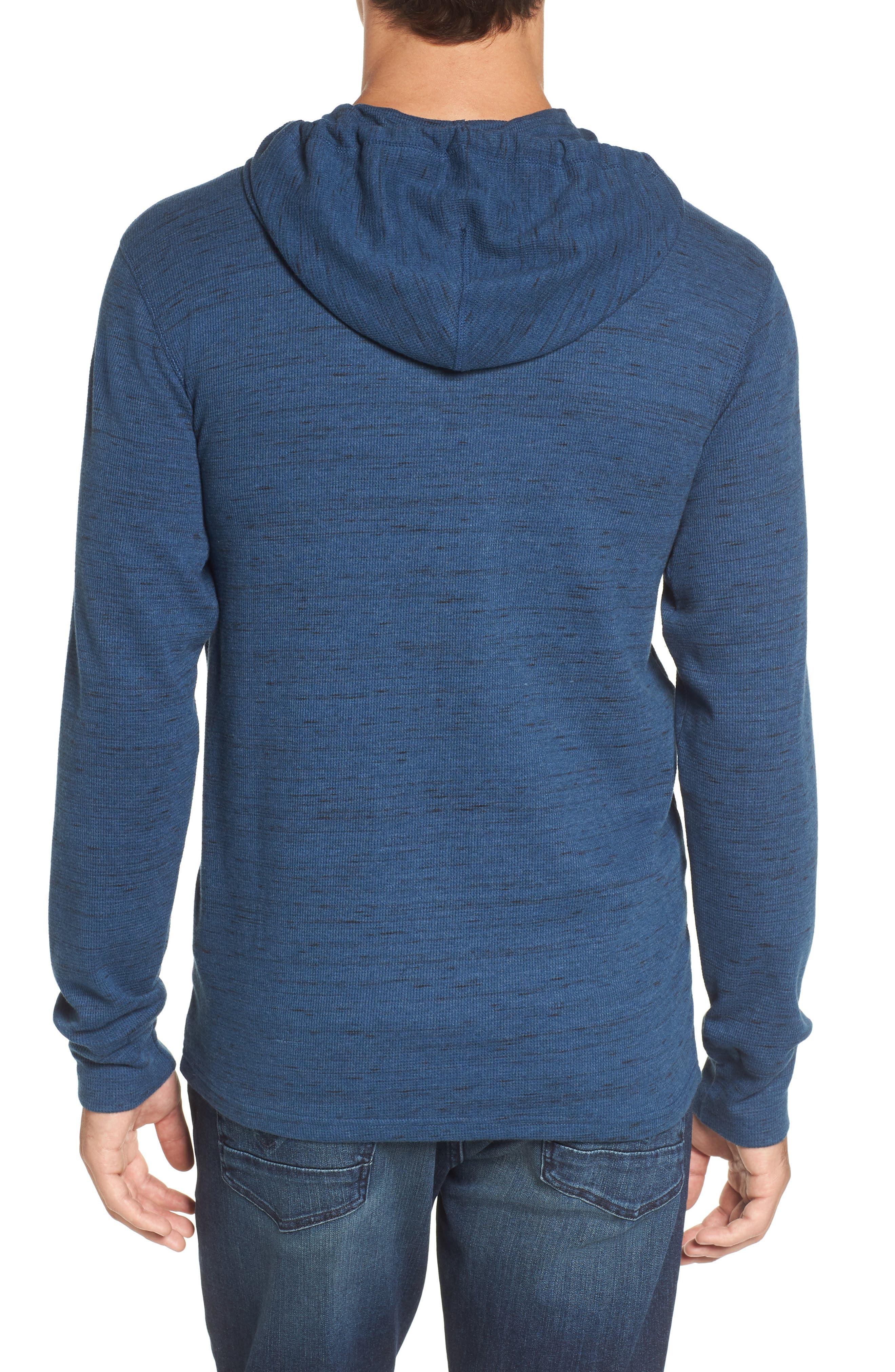 Alternate Image 2  - O'Neill Boldin Thermal Pullover Hoodie
