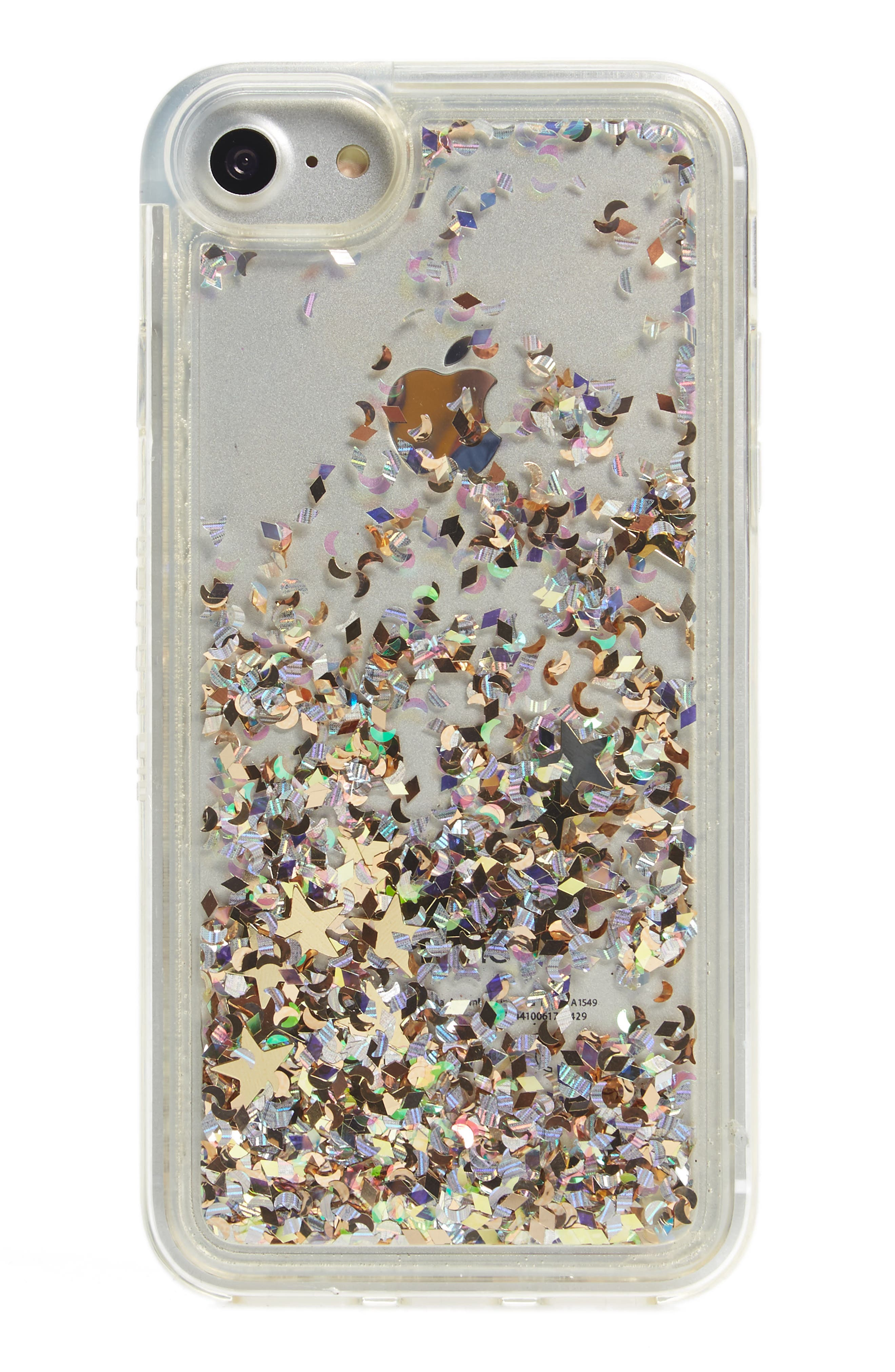 Skinnydip Ely Glitter iPhone 6/6S & 7 Case