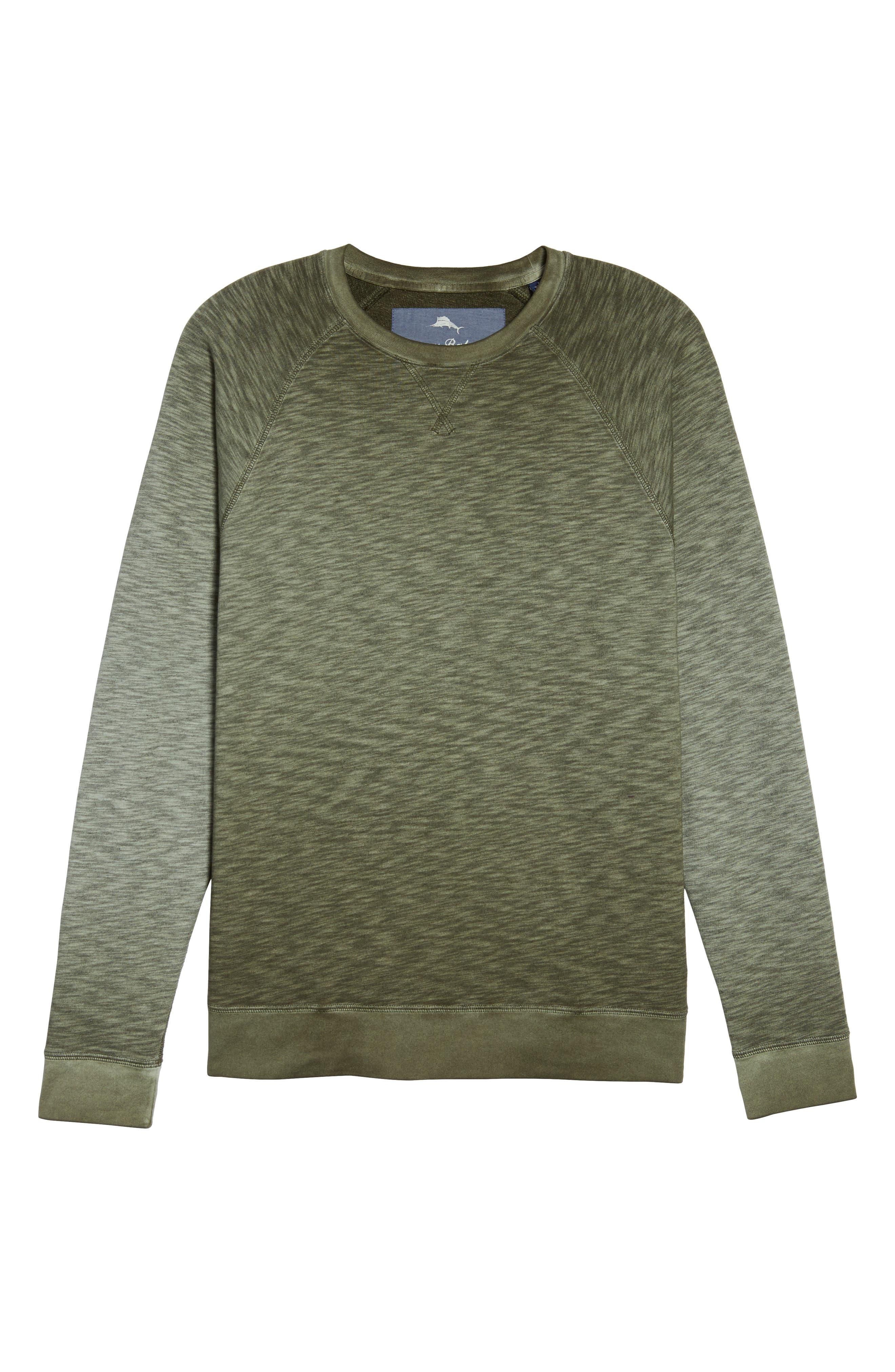 Alternate Image 6  - Tommy Bahama 'Santiago' Ombré Crewneck Sweatshirt