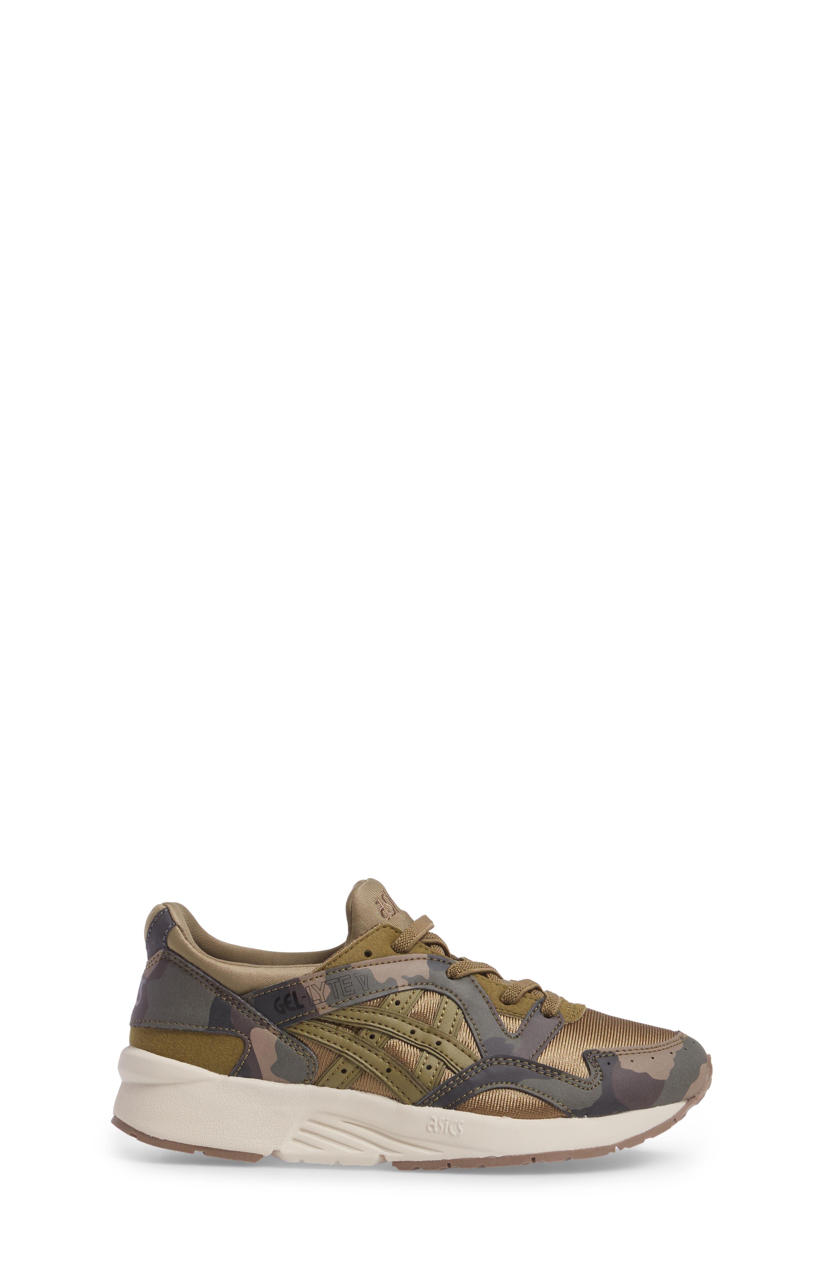 Alternate Image 3  - ASICS® GEL-LYTE® V PS Sneaker (Toddler & Little Kid)