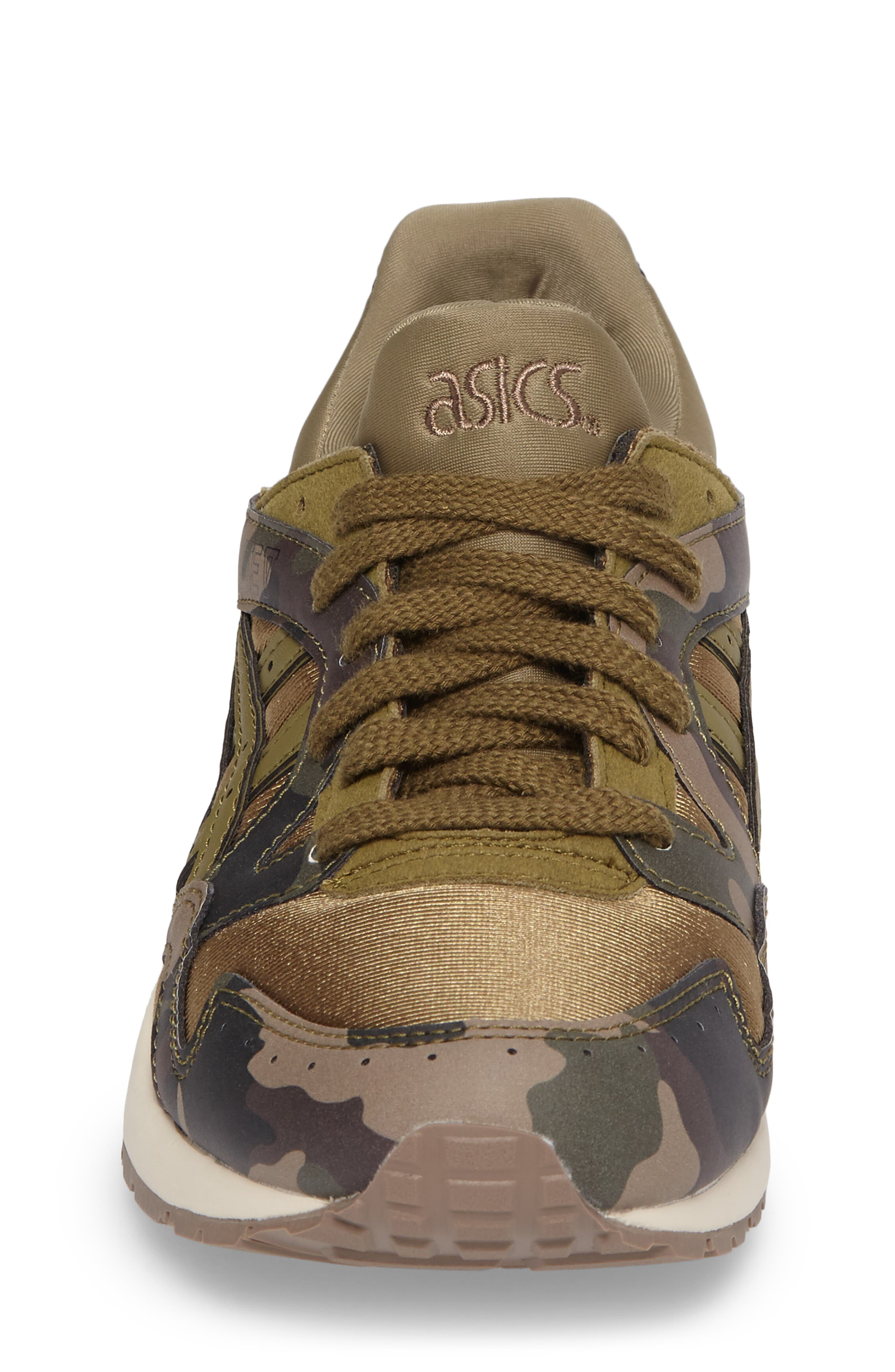 GEL-LYTE<sup>®</sup> V GS Sneaker,                             Alternate thumbnail 4, color,                             Martini Olive/ Martini Olive