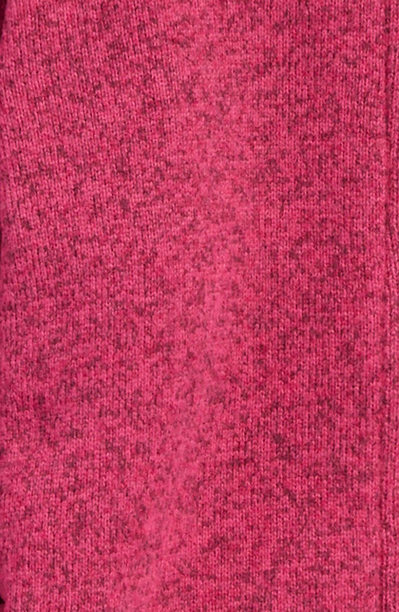 Alternate Image 2  - The North Face Crescent Fleece Jacket (Toddler Girls & Little Girls)