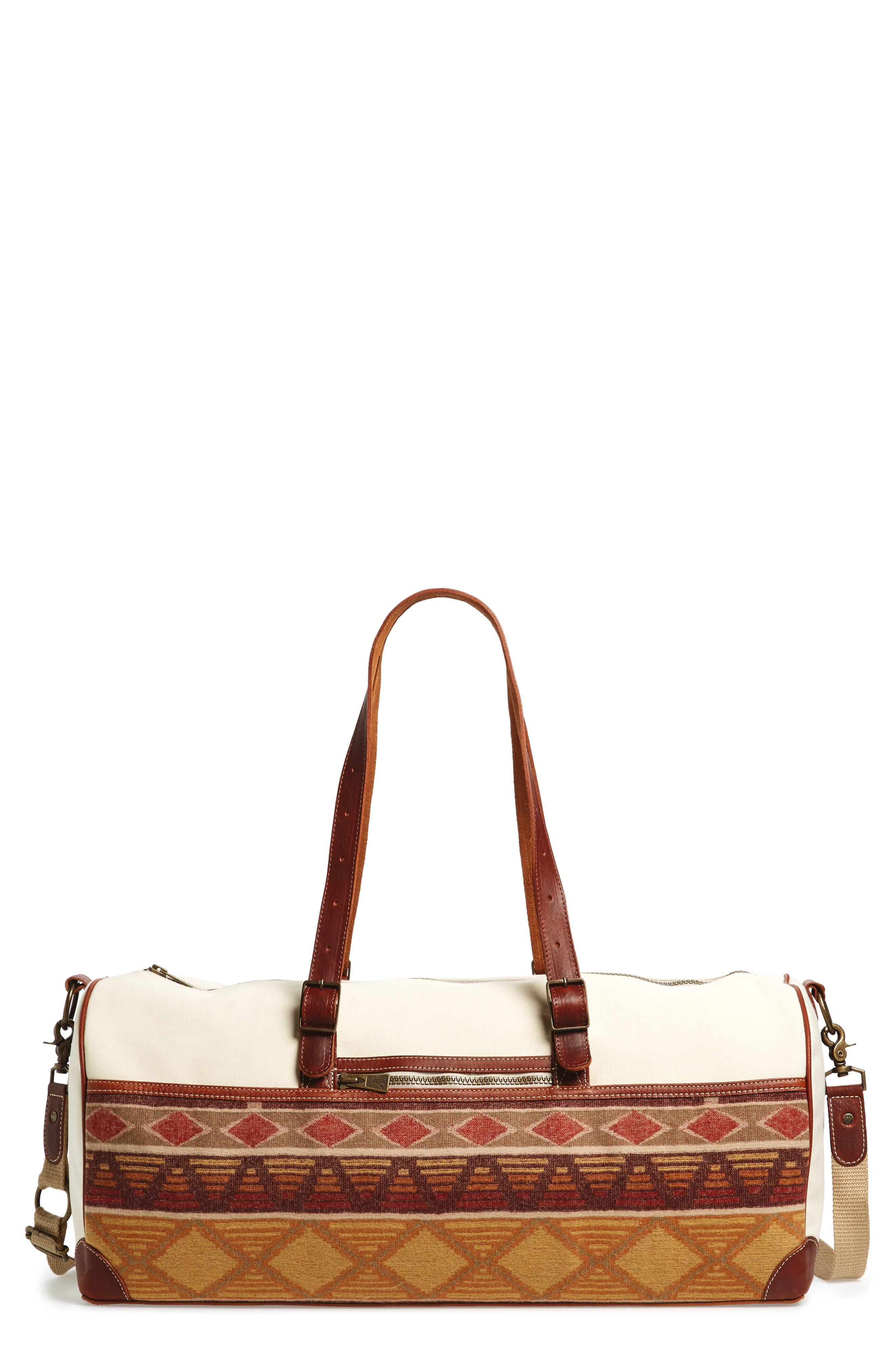 Voyager Duffel Bag,                         Main,                         color, Cedar Mountain