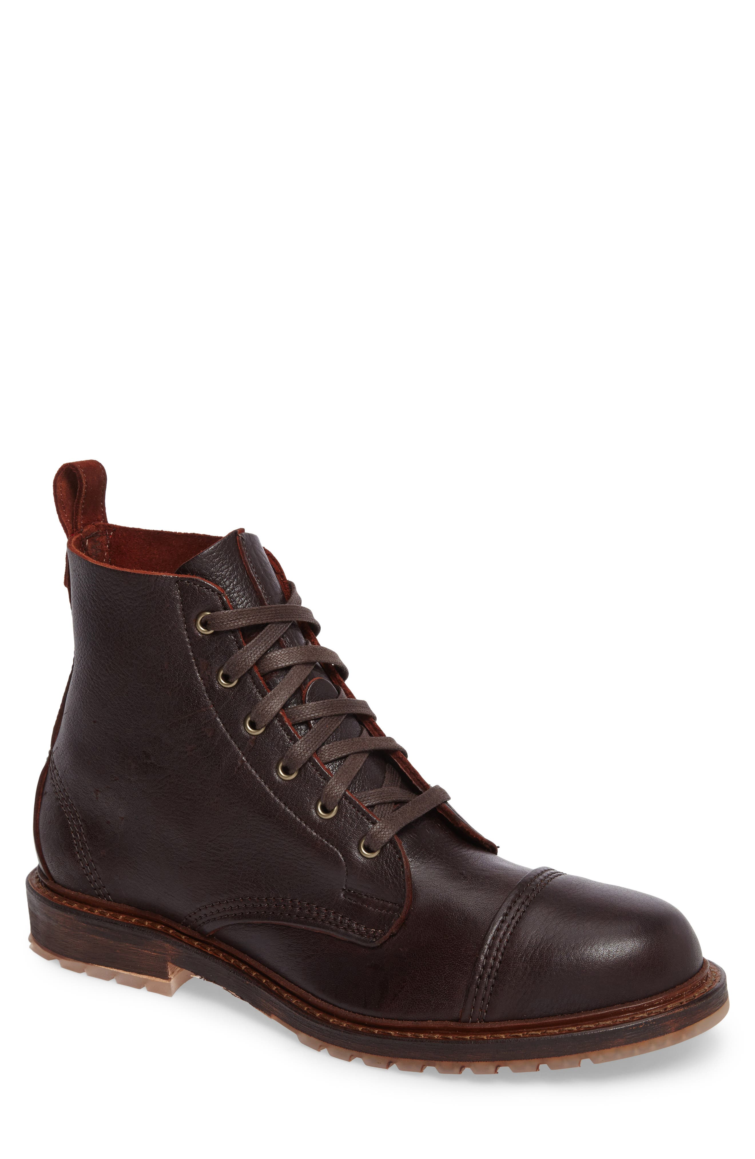 Allen Edmonds Caen Cap Toe Boot (Men)