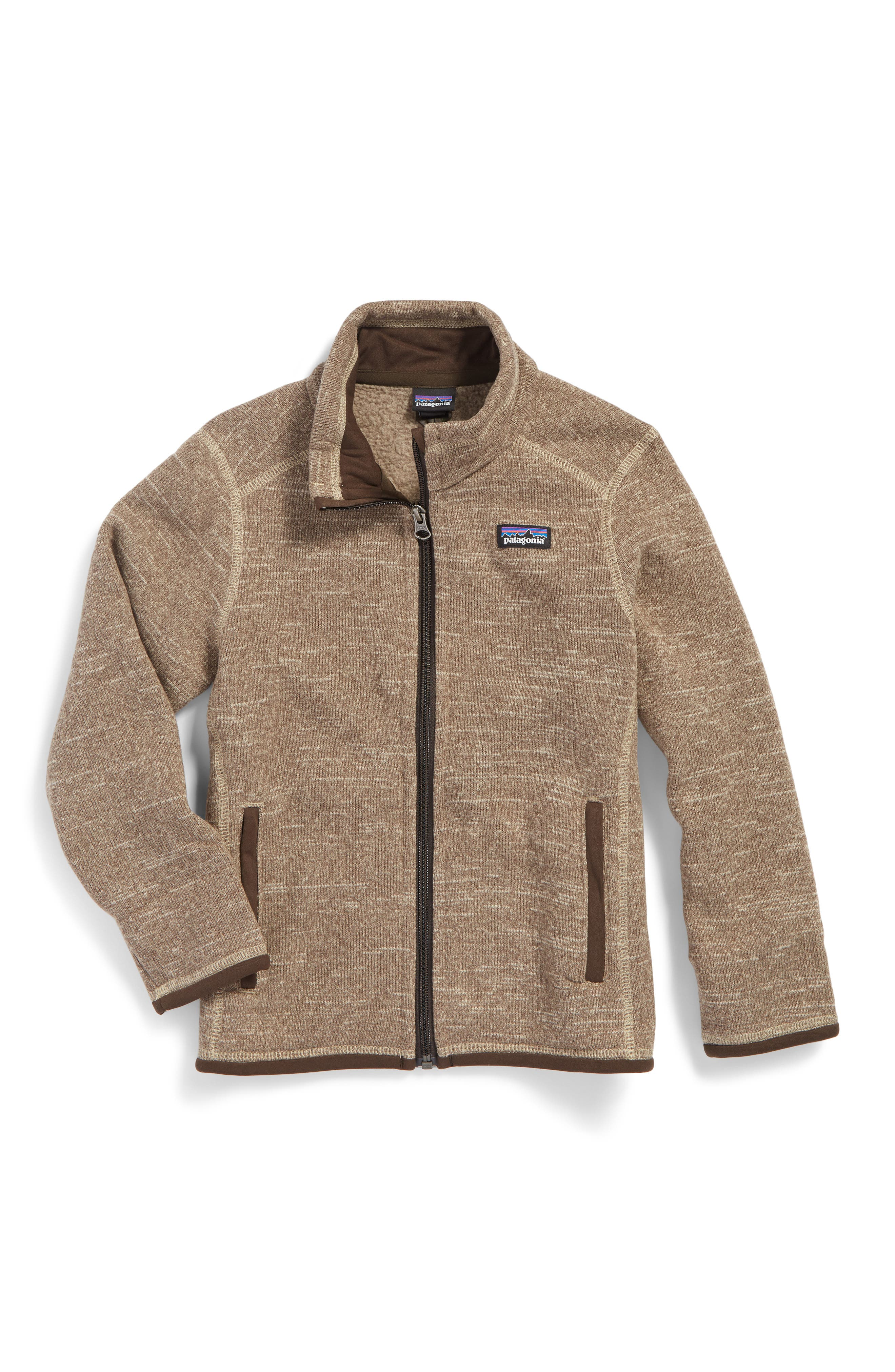 Better Sweater Jacket,                         Main,                         color, Pale Khaki
