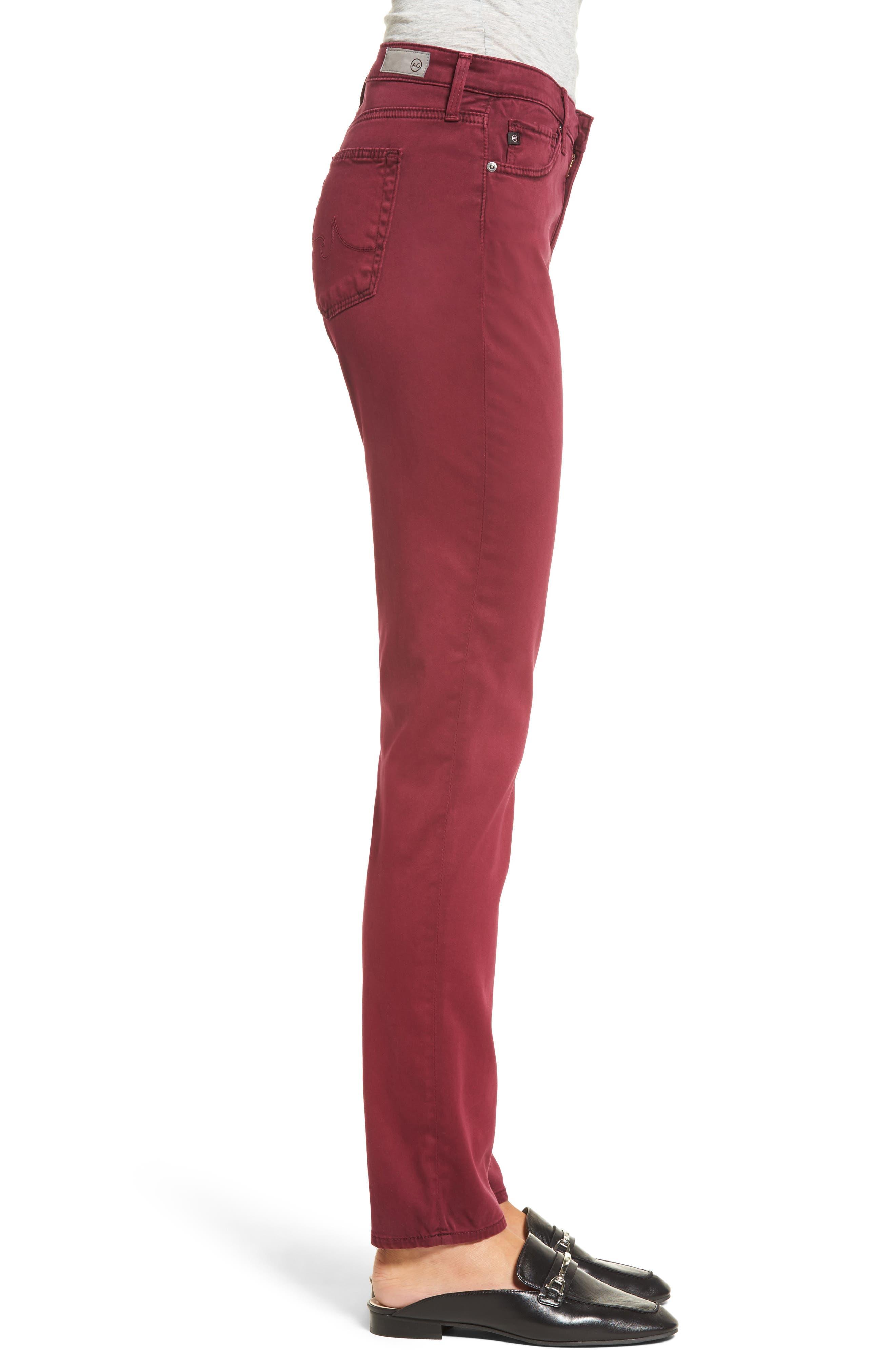 Alternate Image 3  - AG 'The Prima' Cigarette Leg Skinny Jeans