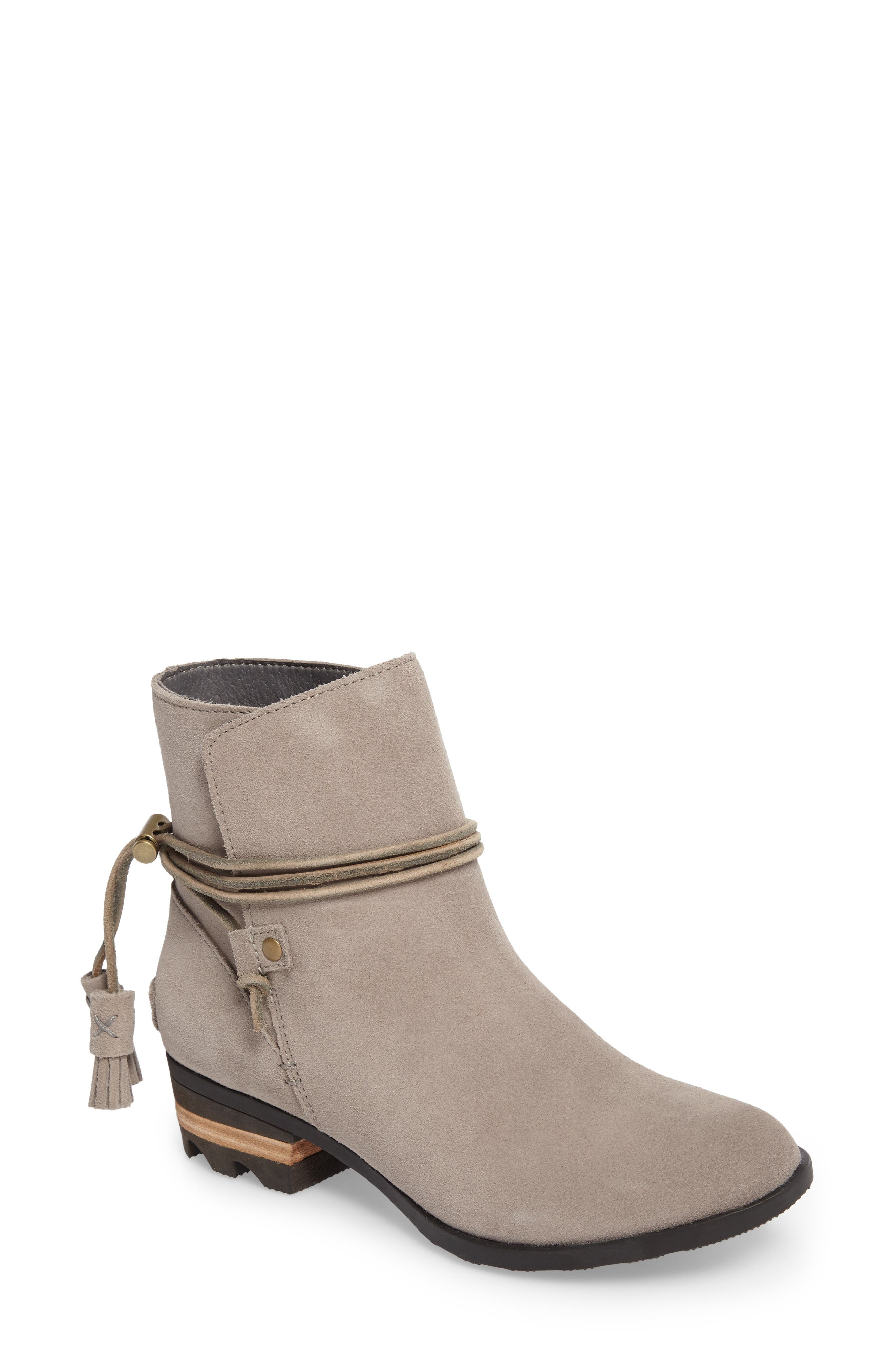 Farah Waterproof Boot,                         Main,                         color, Kettle/ Jet