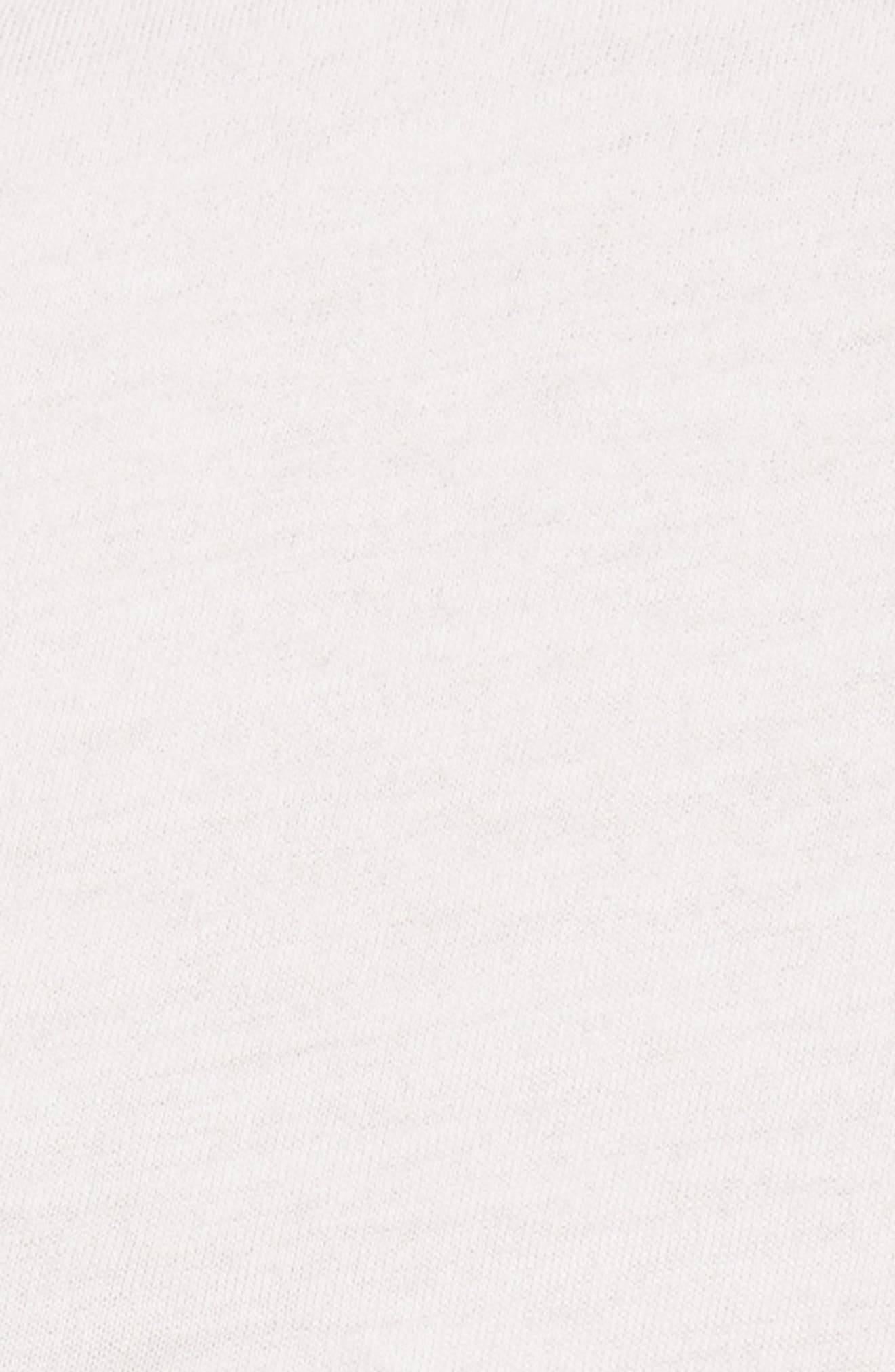 Ruffle Tank Top,                             Alternate thumbnail 5, color,                             Optic White