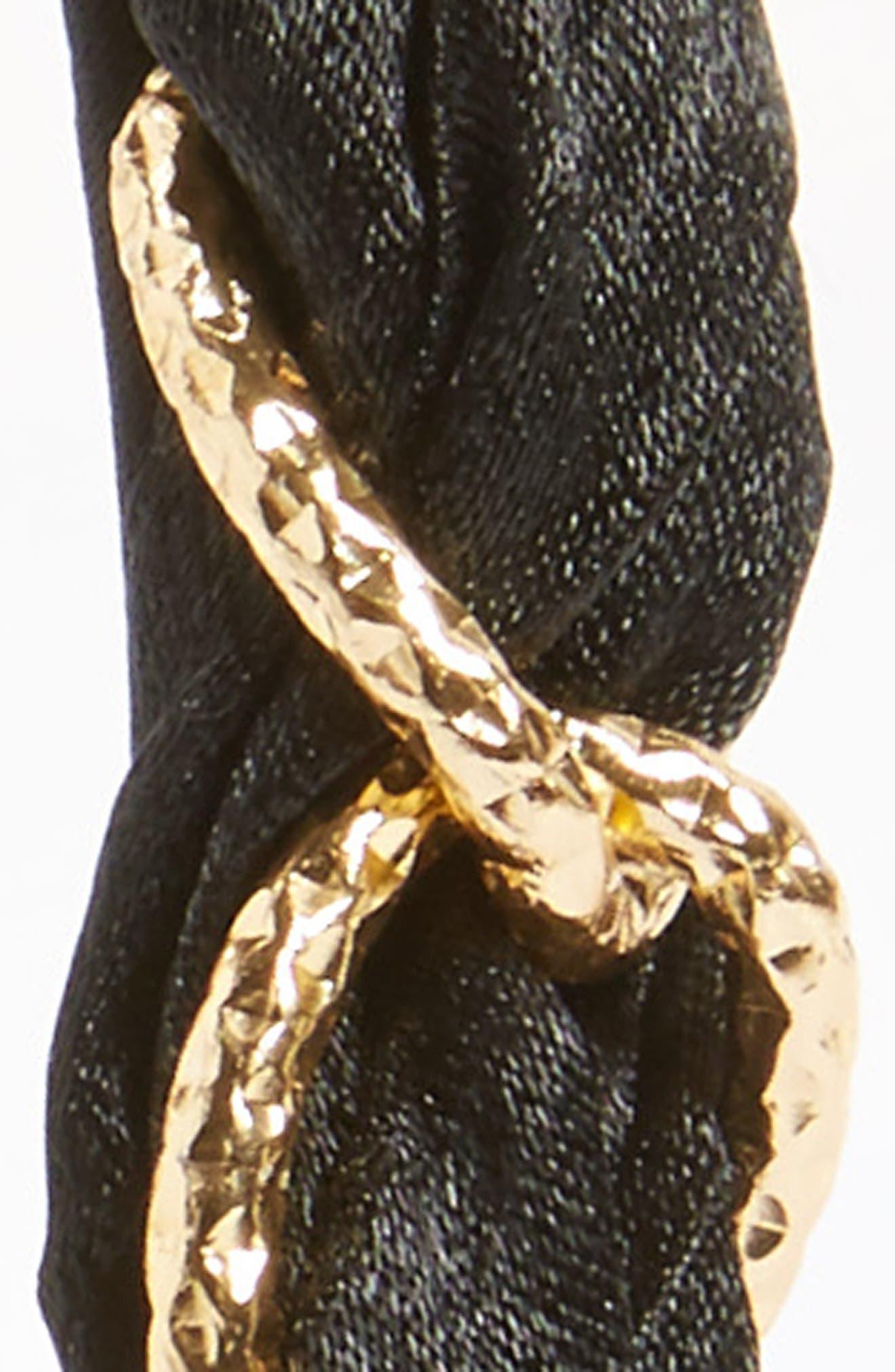 Alternate Image 2  - Tasha Woven Link Headband