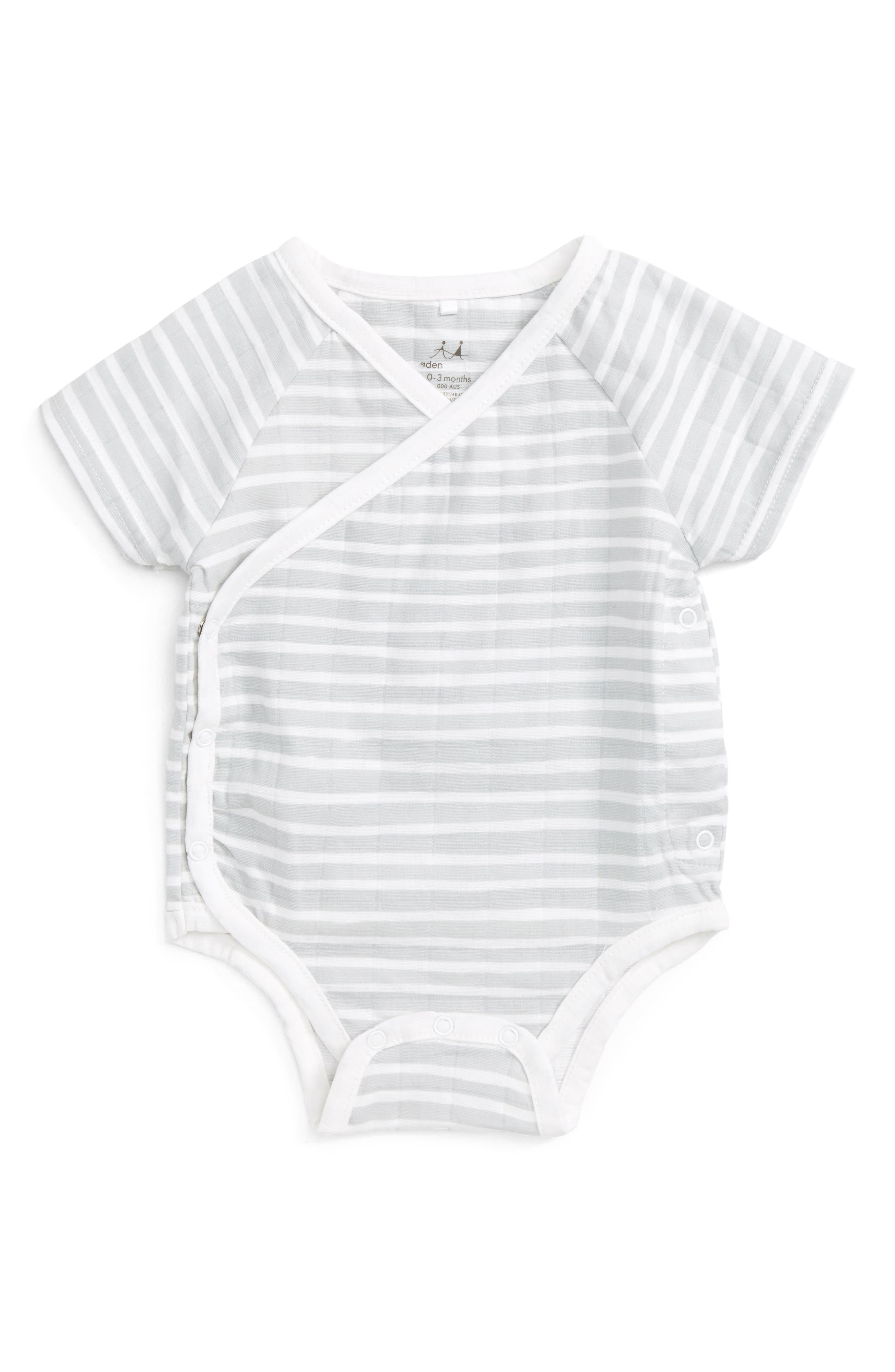aden + anais 'Bolts' Bodysuit (Baby Boys)