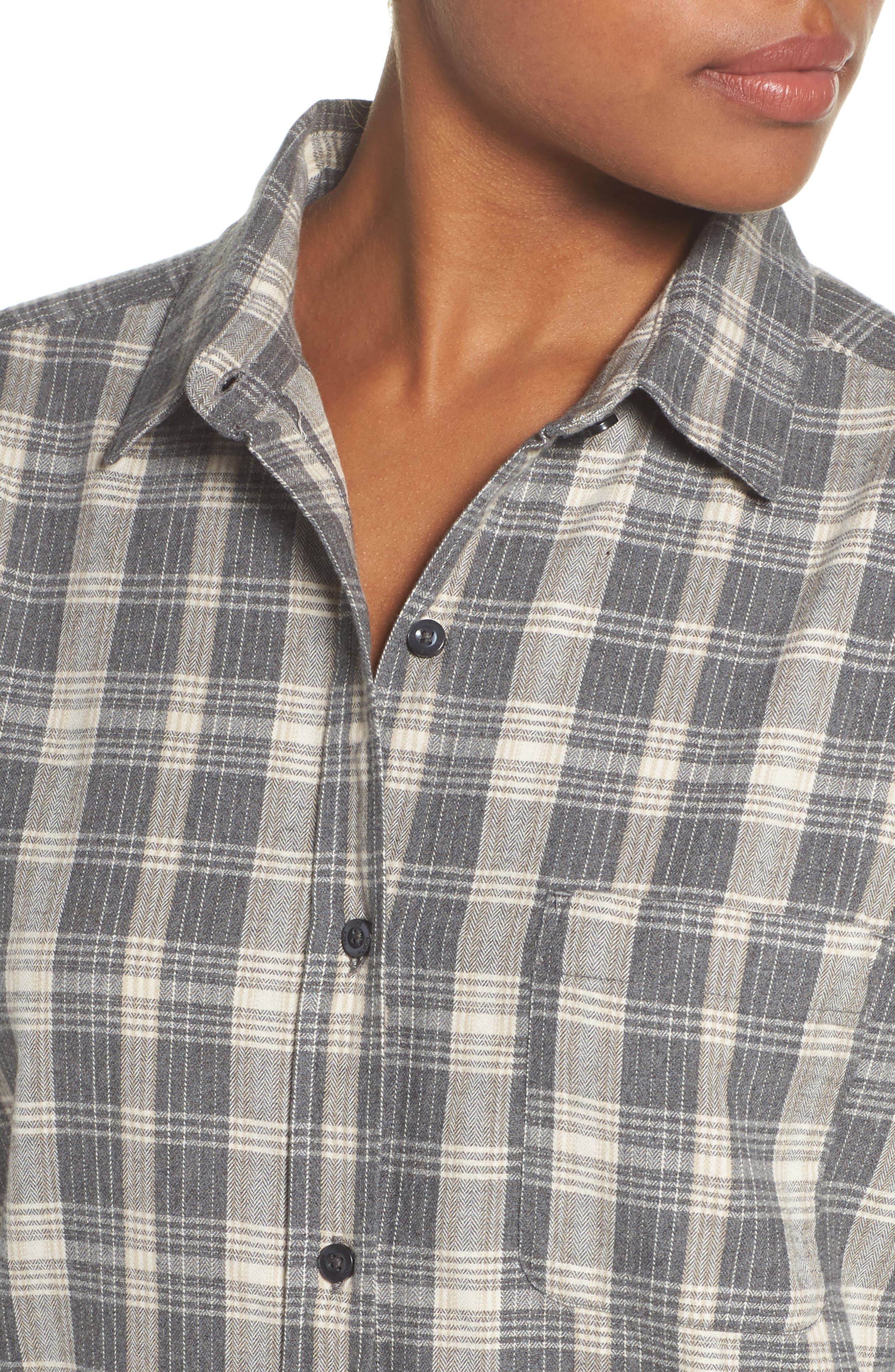 Alternate Image 4  - The North Face Boyfriend Shirt