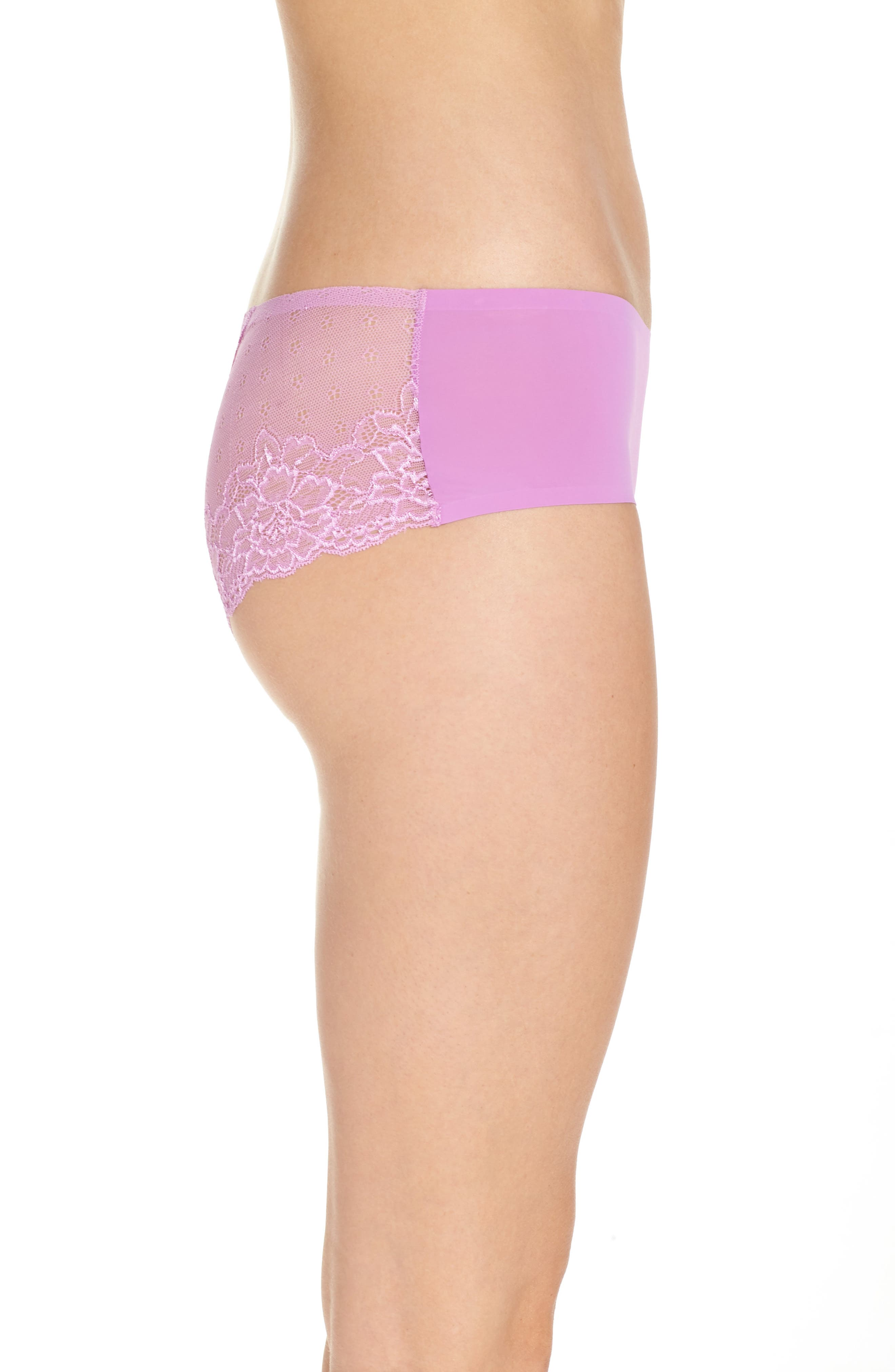 Alternate Image 3  - Free People Intimately FP Smooth Hipster Panties (3 for $33)