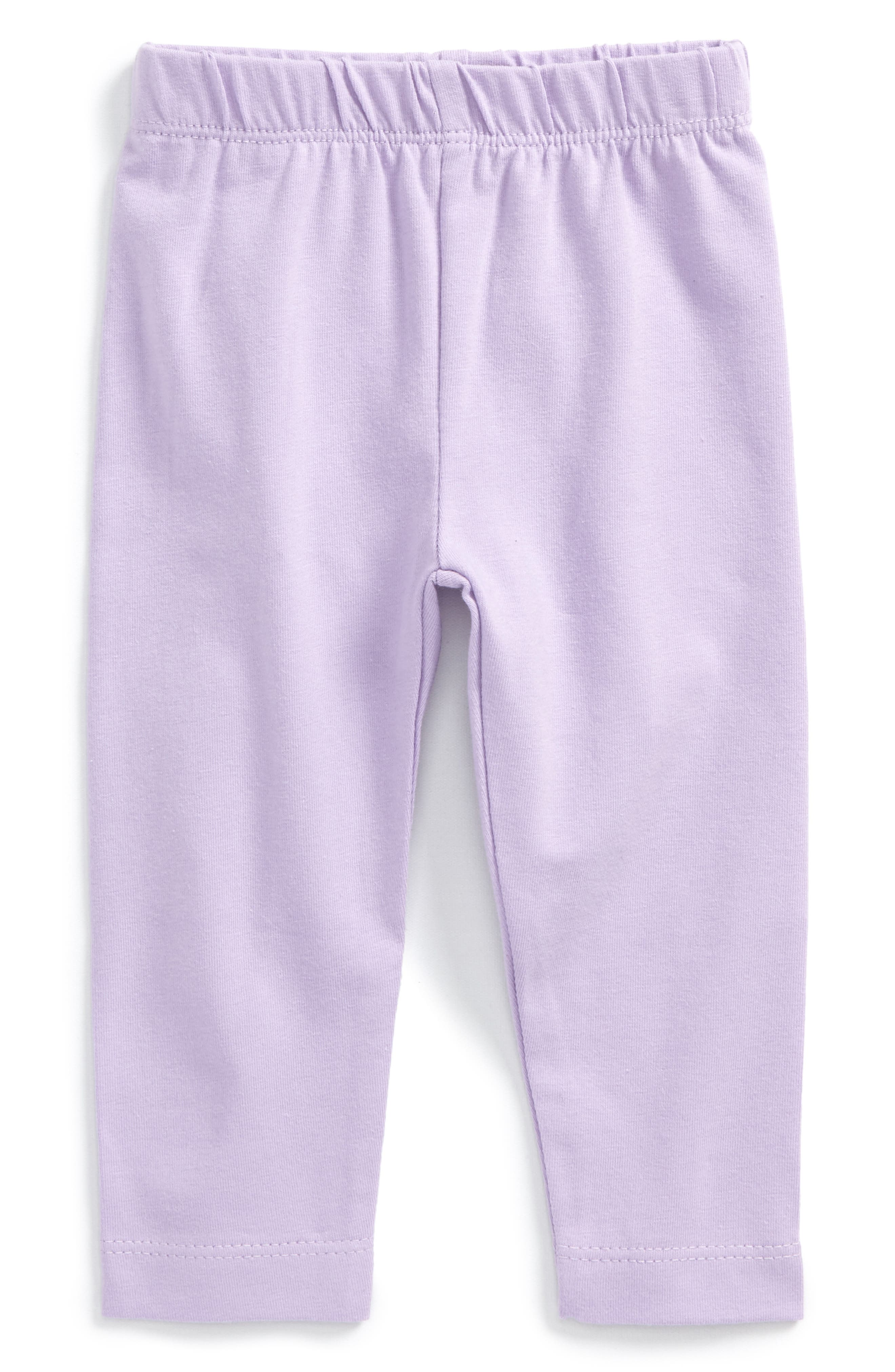 Stretch Leggings,                         Main,                         color, Lilac