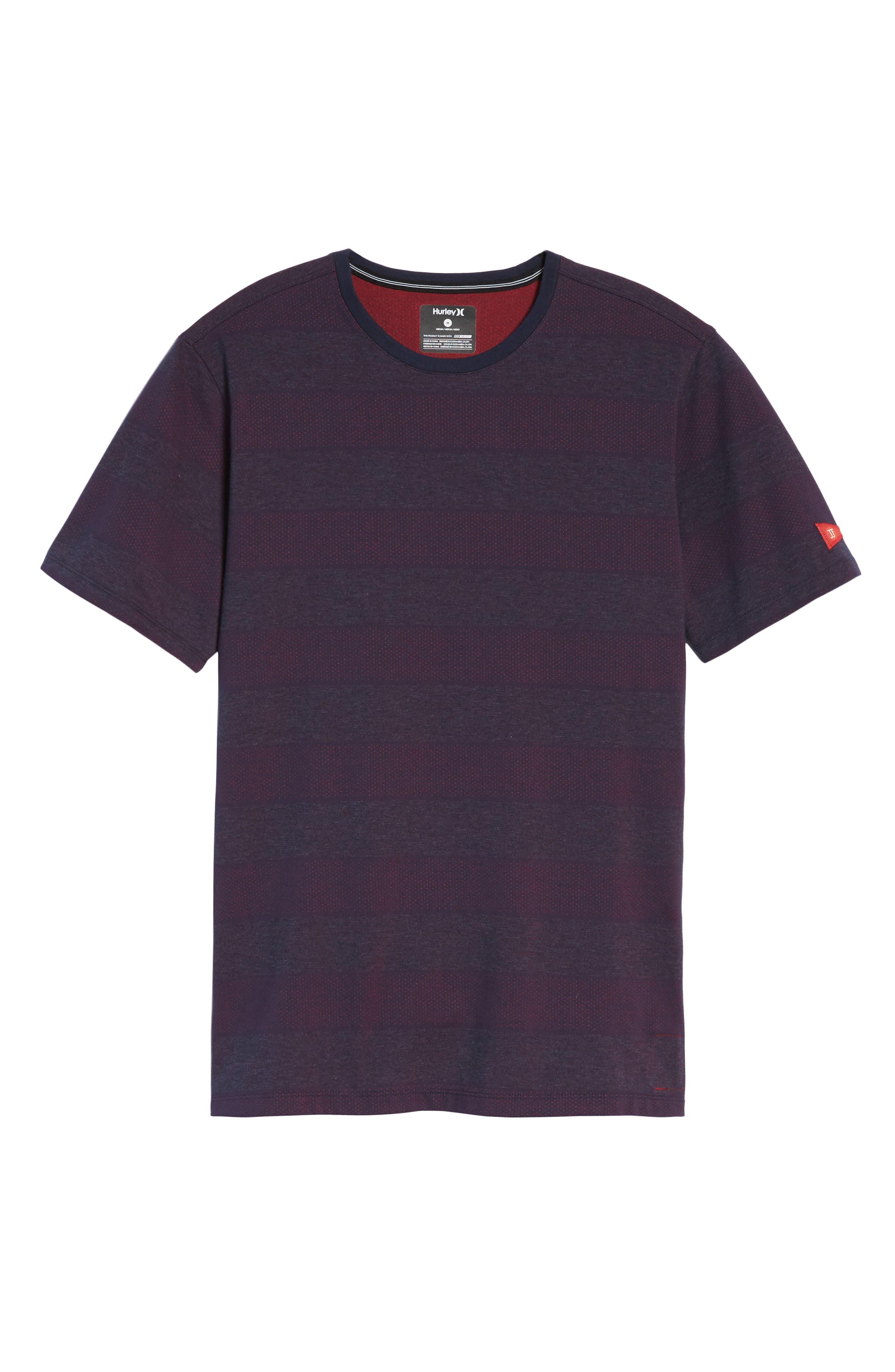 Alternate Image 6  - Hurley Regatta Dri-FIT T-Shirt