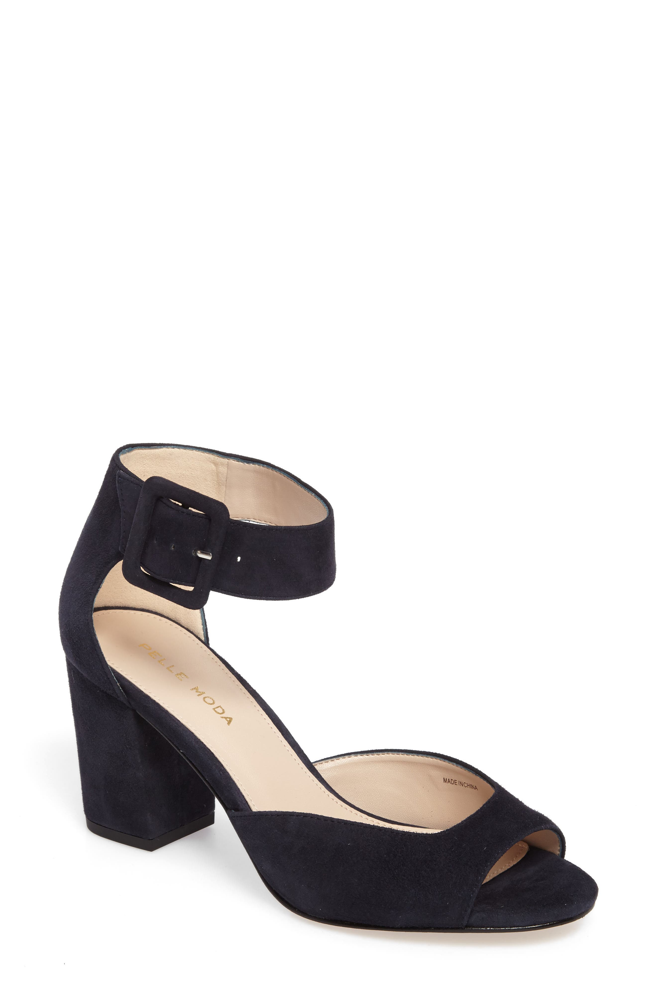 Alternate Image 1 Selected - Pelle Moda Bijou Sandal (Women)