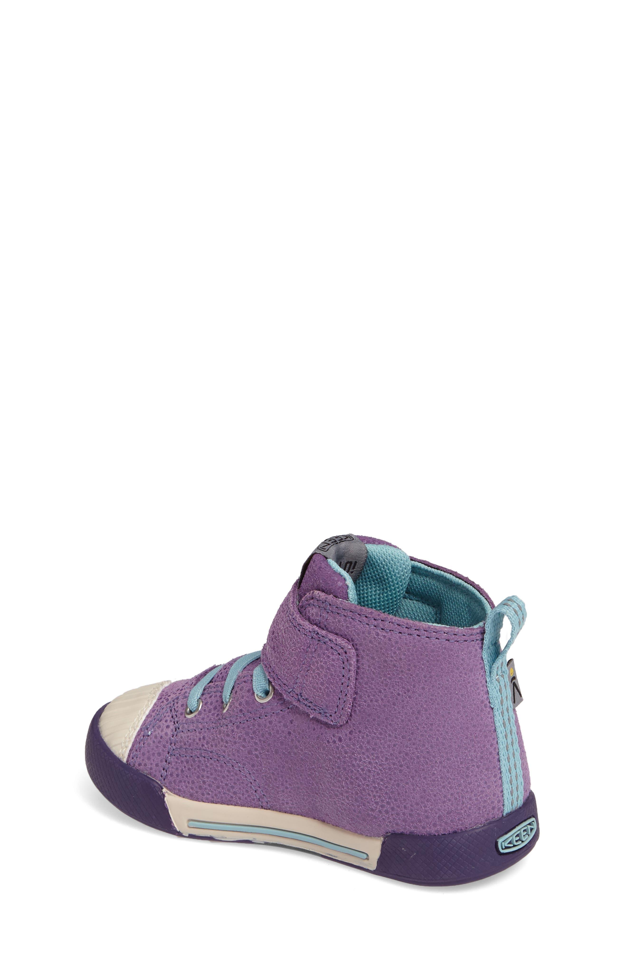 Alternate Image 2  - Keen 'Encanto Scout' High Top Sneaker (Baby, Walker, Toddler & Little Kid)