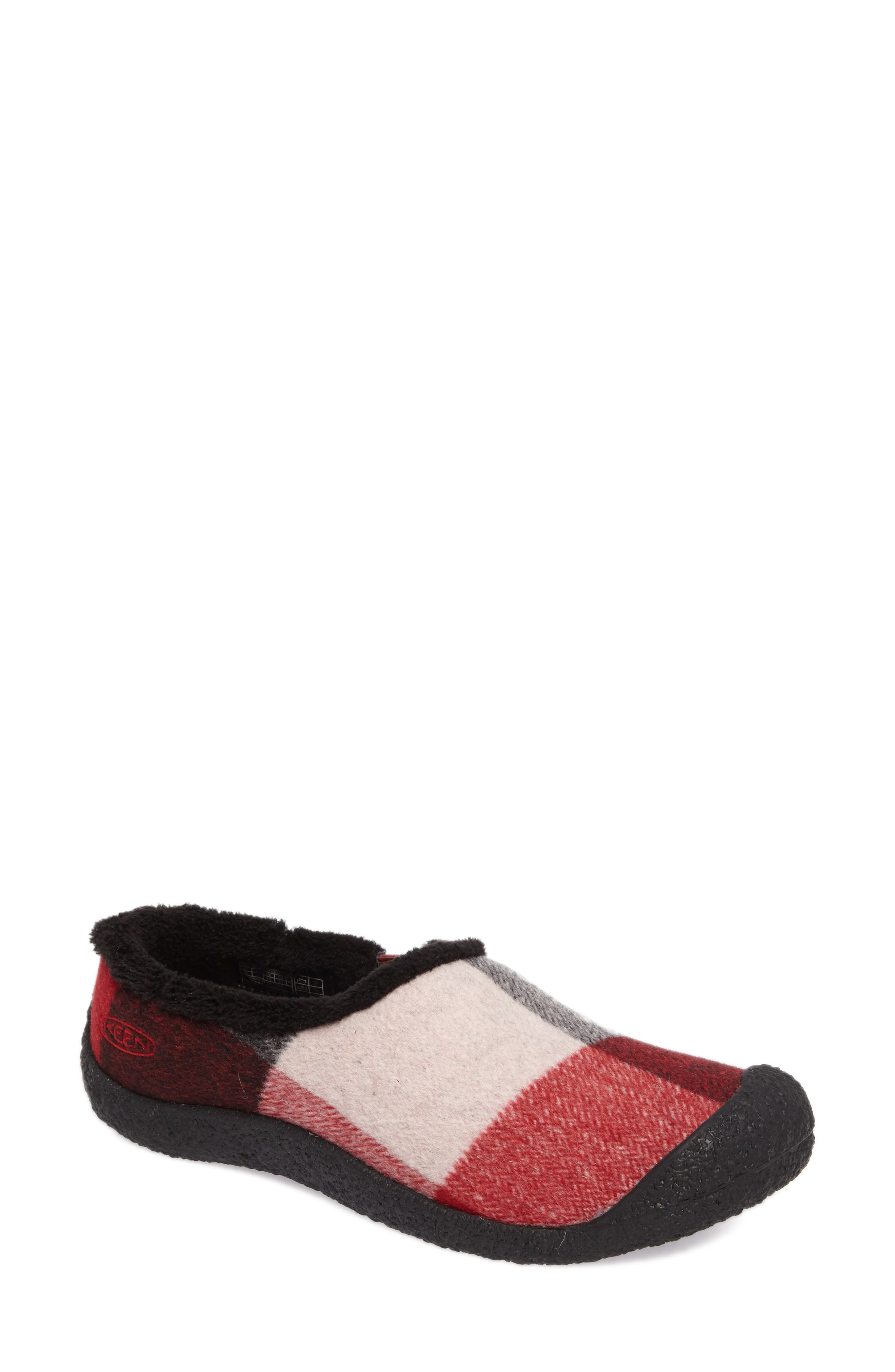 Main Image - Keen Howser Round Toe Wool Slip-on (Women)