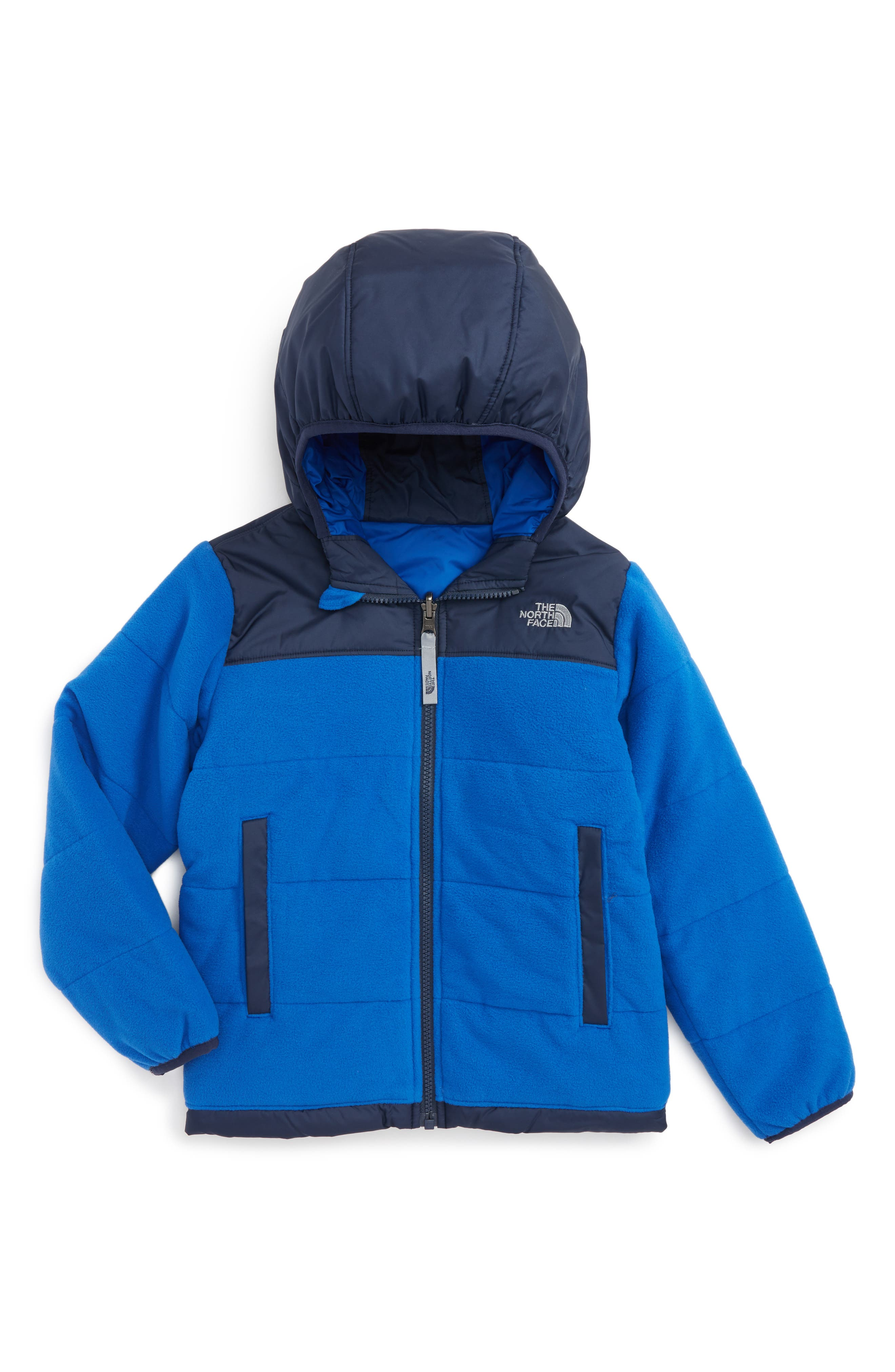 The North Face True or False Reversible Jacket (Toddler Boys & Little Boys)
