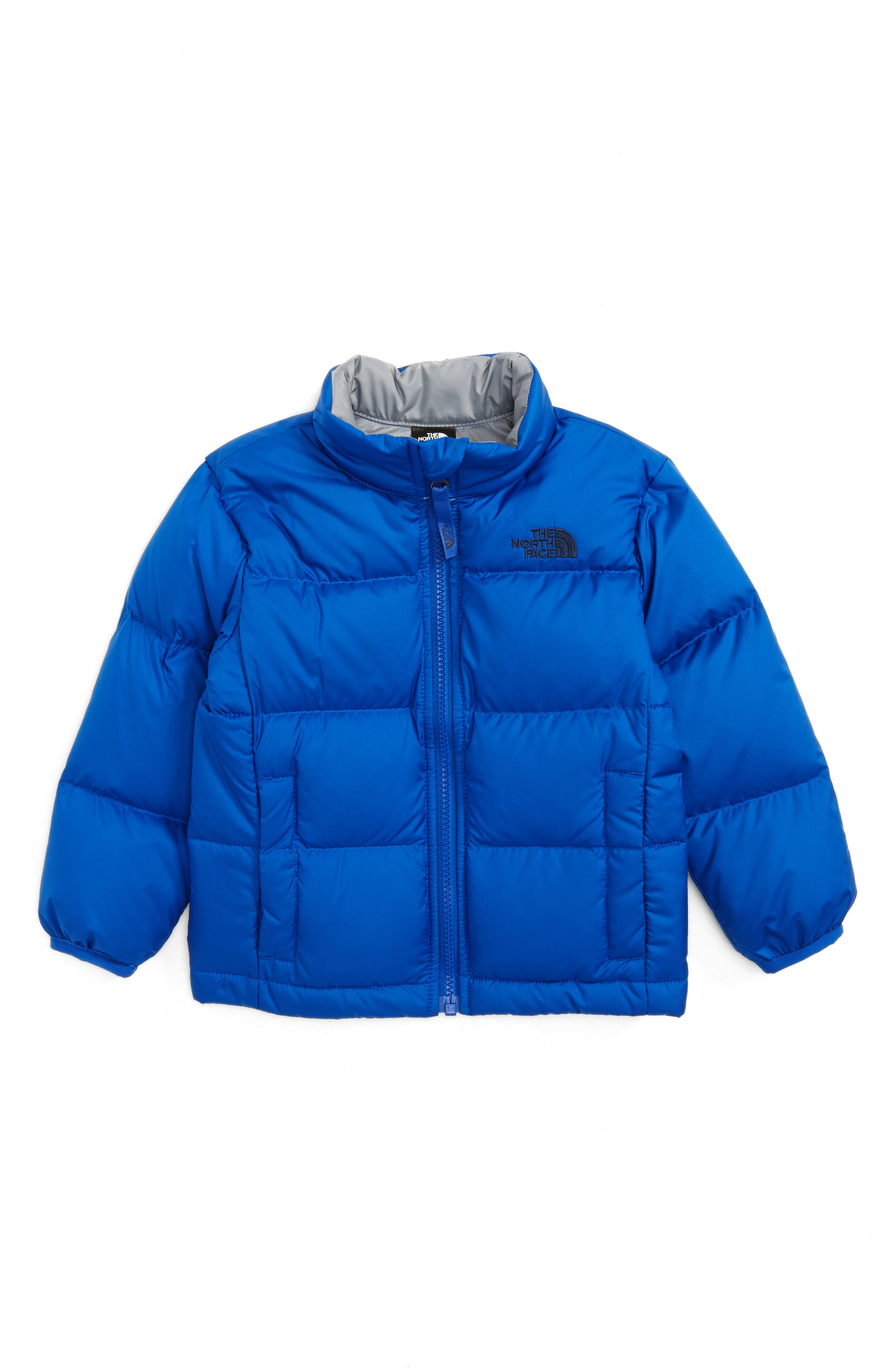 'Andes' Down Jacket,                         Main,                         color, Bright Cobalt
