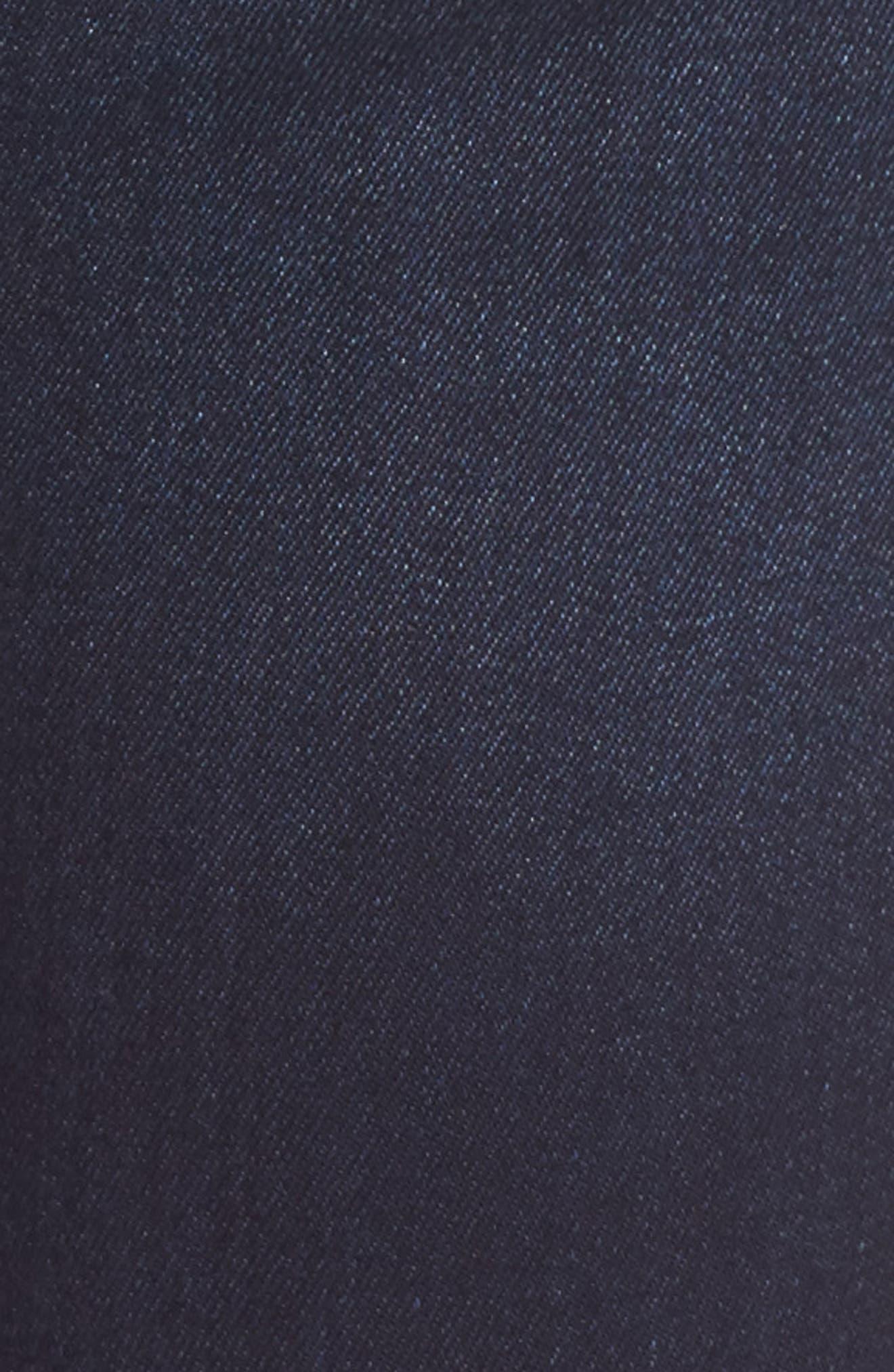 Alternate Image 5  - BLANKNYC Stretch Skinny Jeans (Junk Brain)