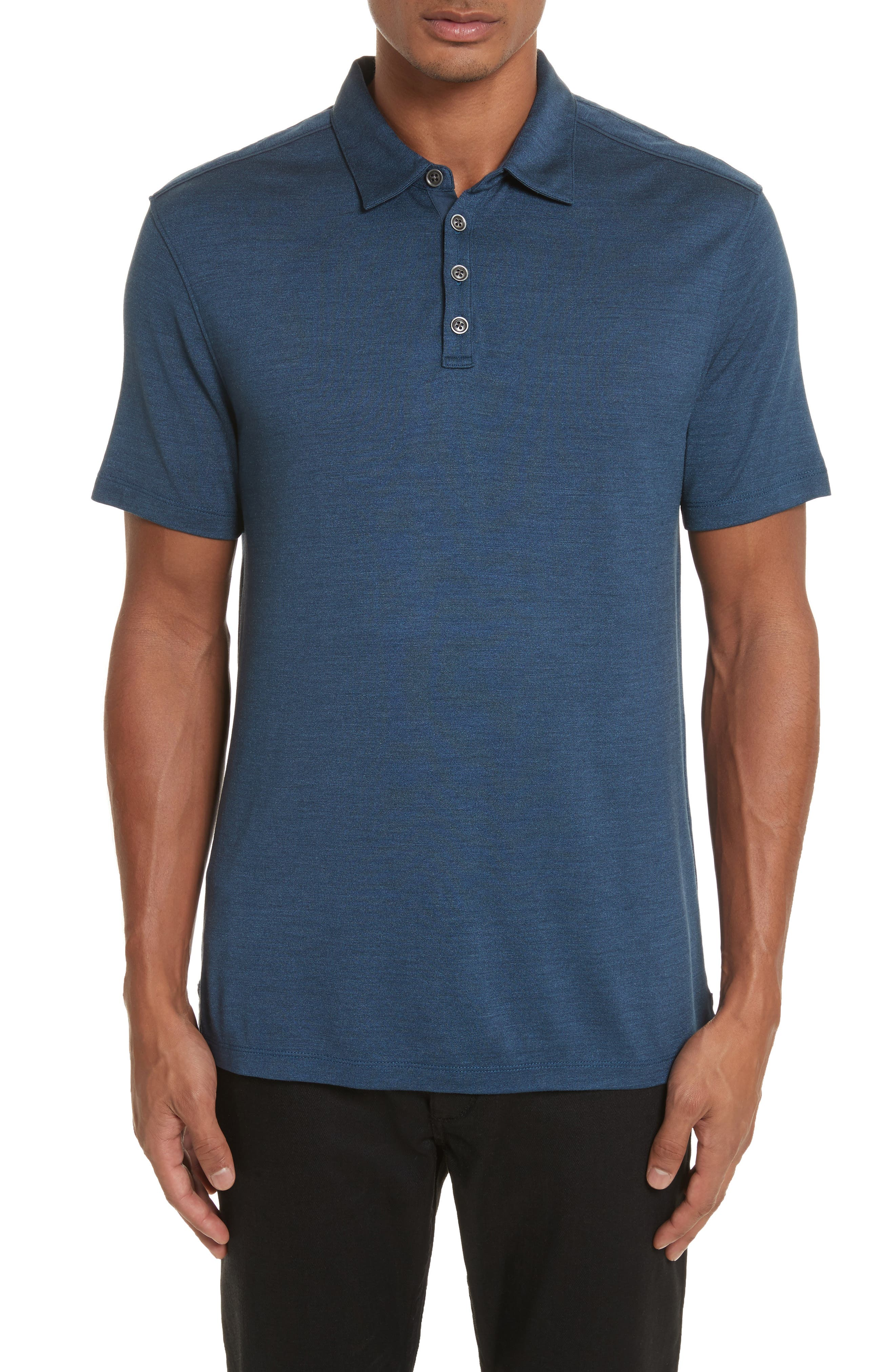 John Varvatos Collection Hampton Polo