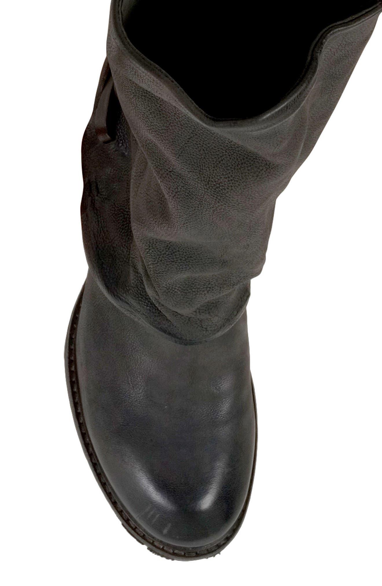 A.S. 98 Costello Boot,                             Alternate thumbnail 5, color,                             Smoke Grey