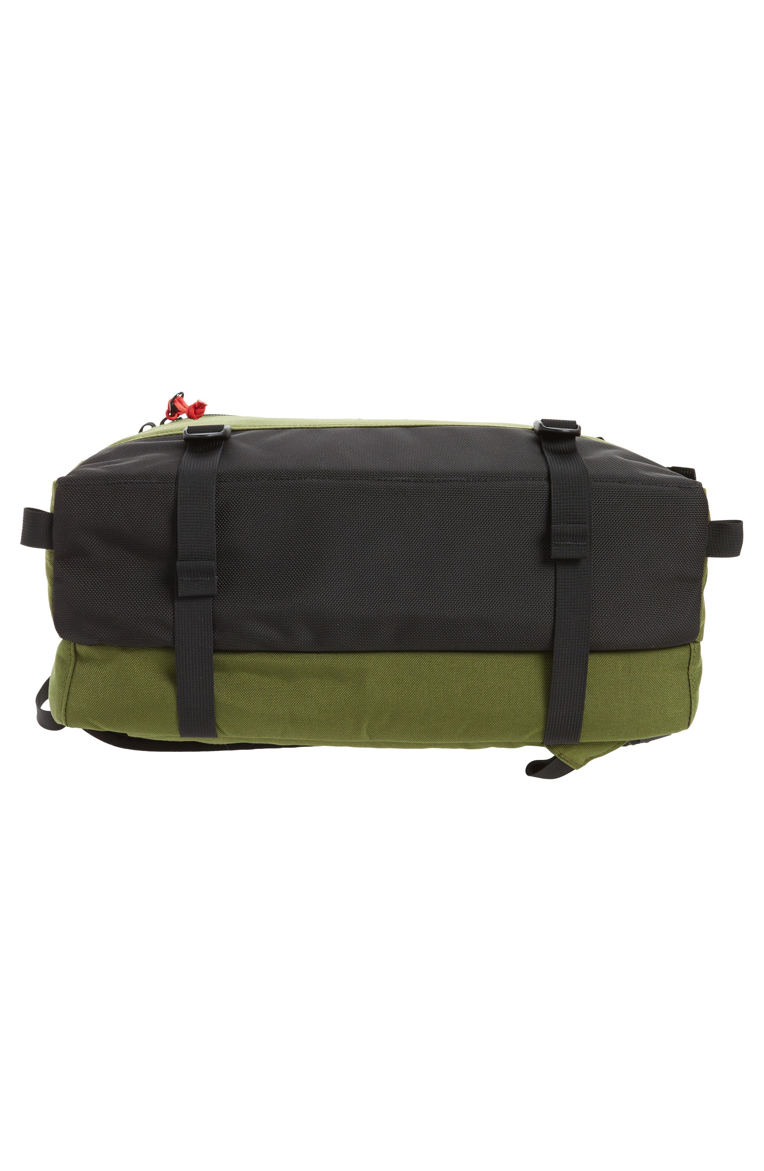 3-Day Briefcase,                             Alternate thumbnail 6, color,                             Olive/ Ballistic Black