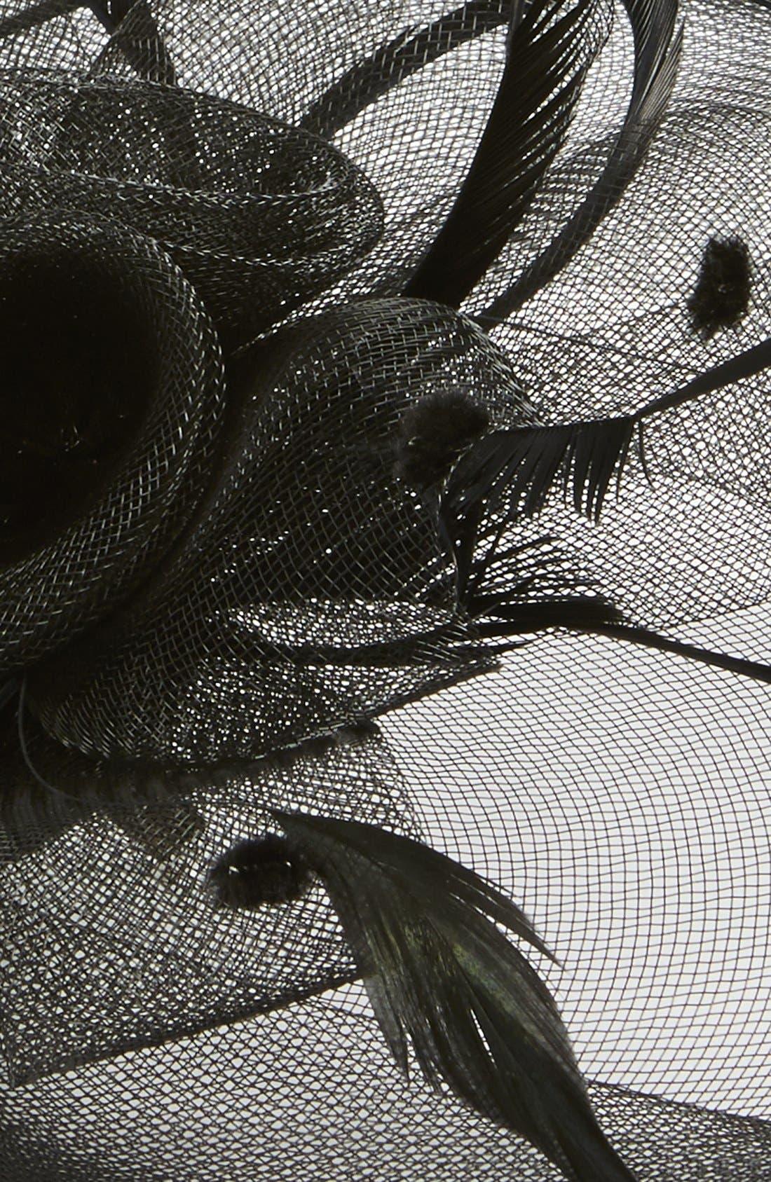 Alternate Image 2  - Cara 'Fascinate Me' Fascinator