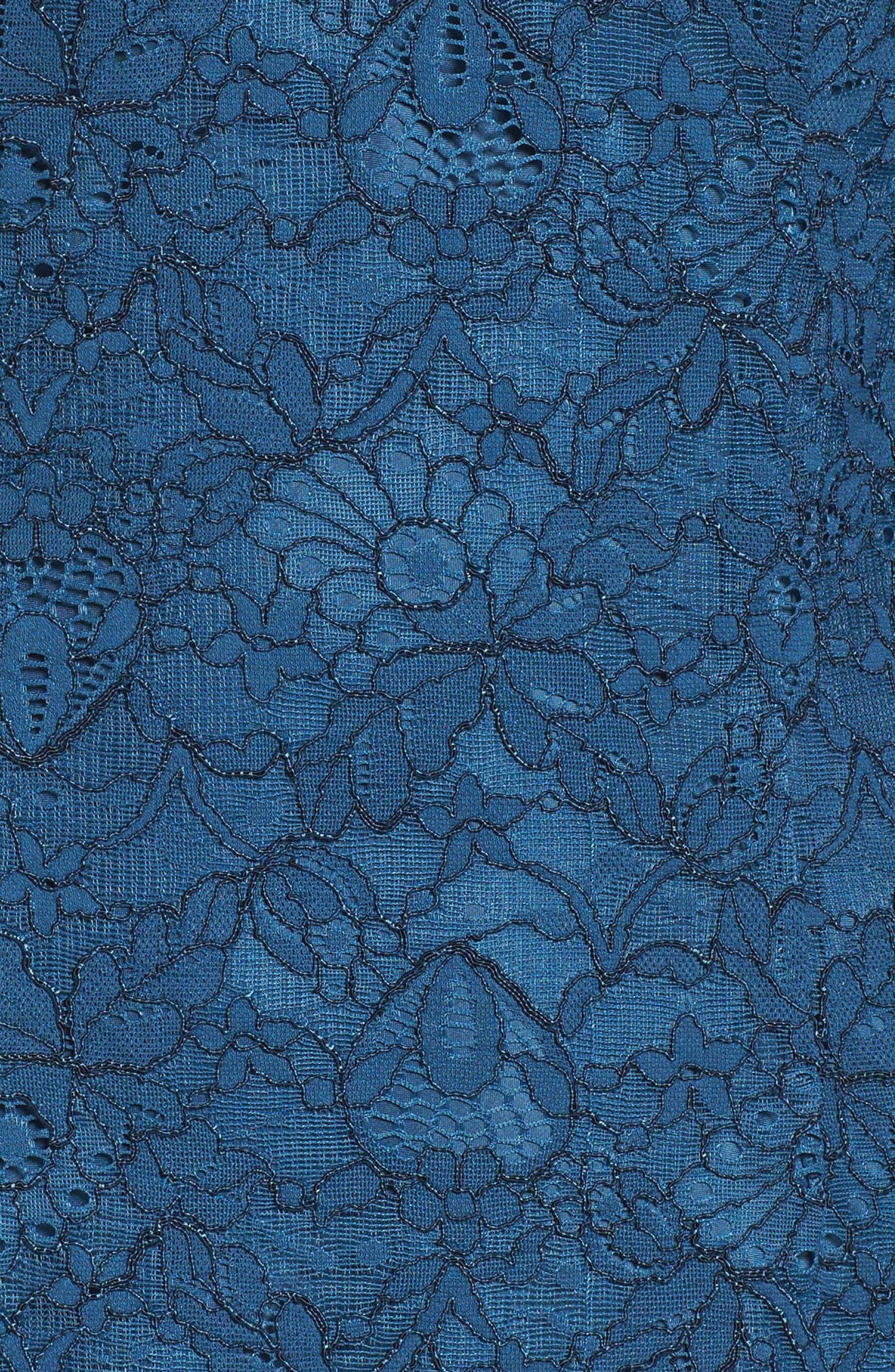 Alternate Image 5  - BB Dakota Billie Bell Sleeve Lace Dress