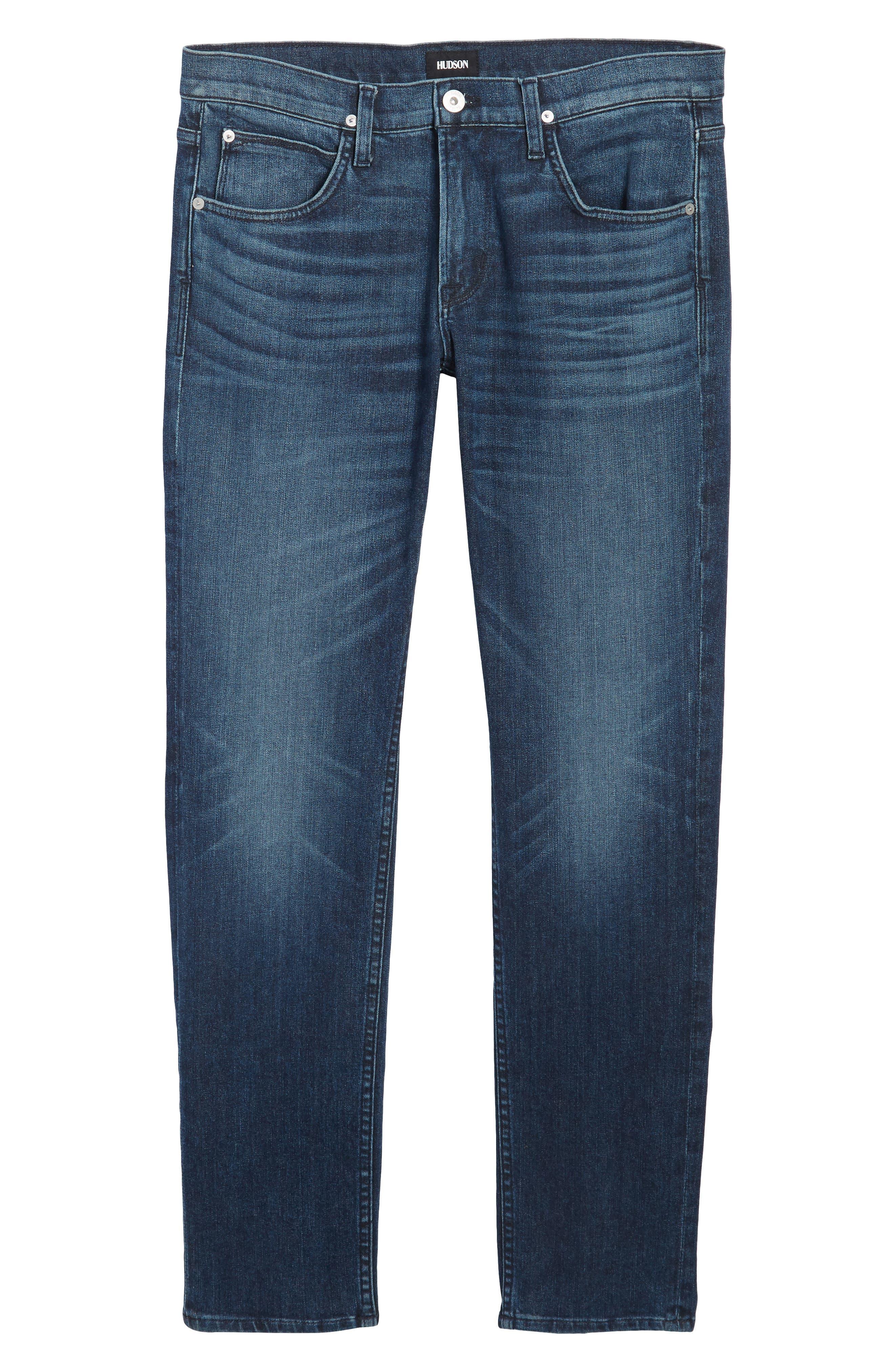 Blake Slim Fit Jeans,                             Alternate thumbnail 6, color,                             Regret