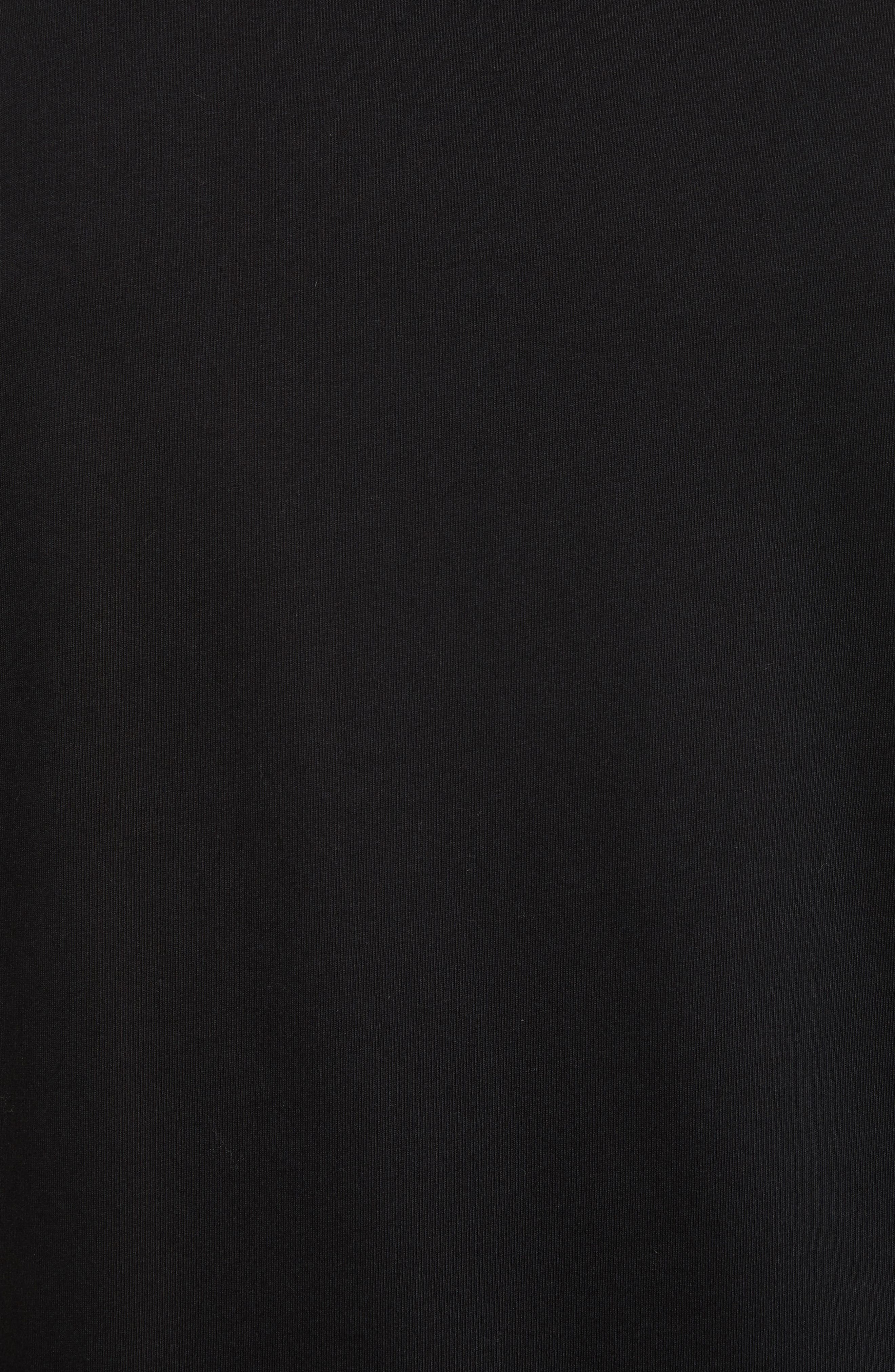 PS Graphic T-Shirt,                             Alternate thumbnail 5, color,                             Black