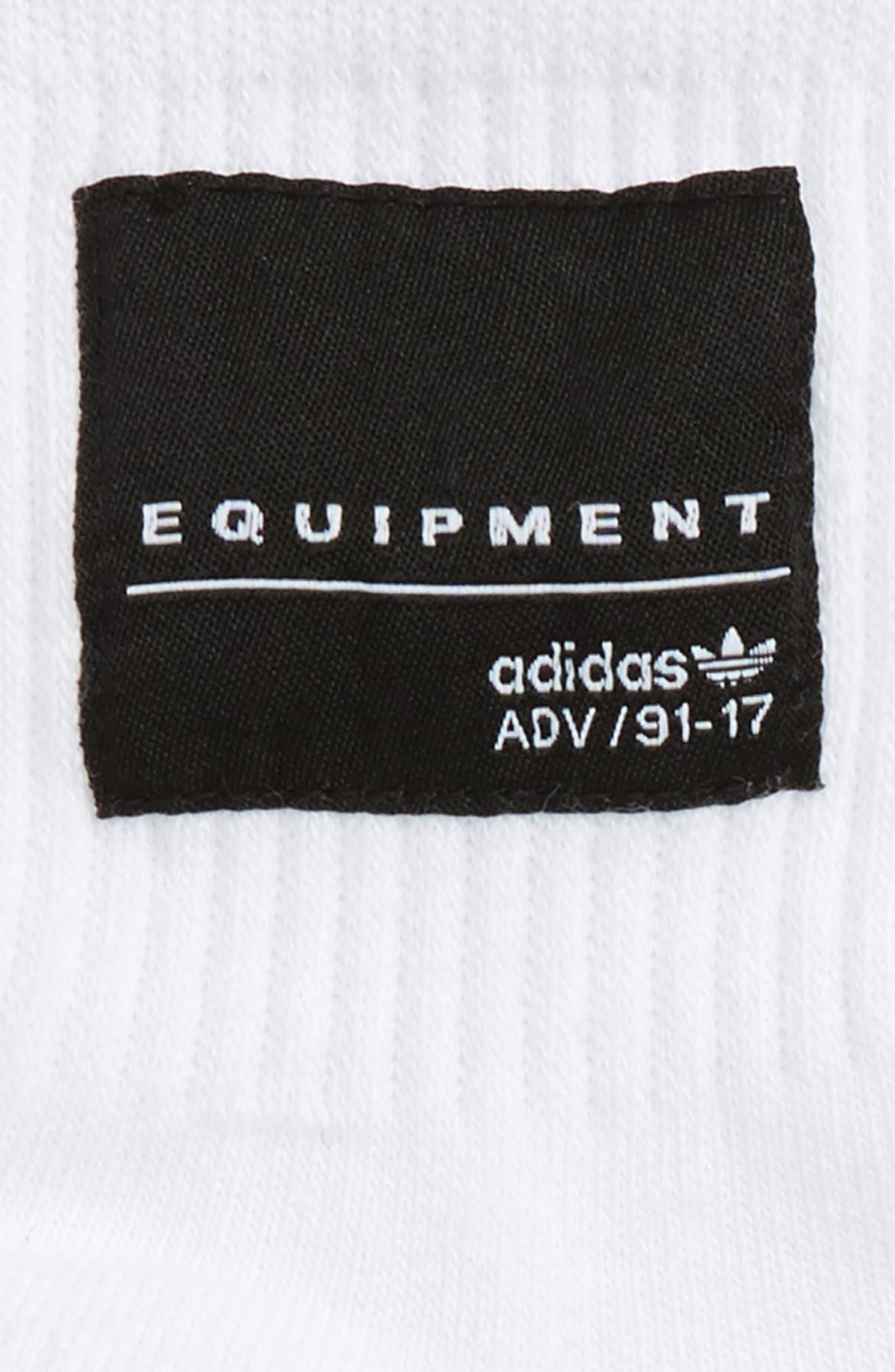 Alternate Image 2  - adidas Originals Equipment Crew Socks