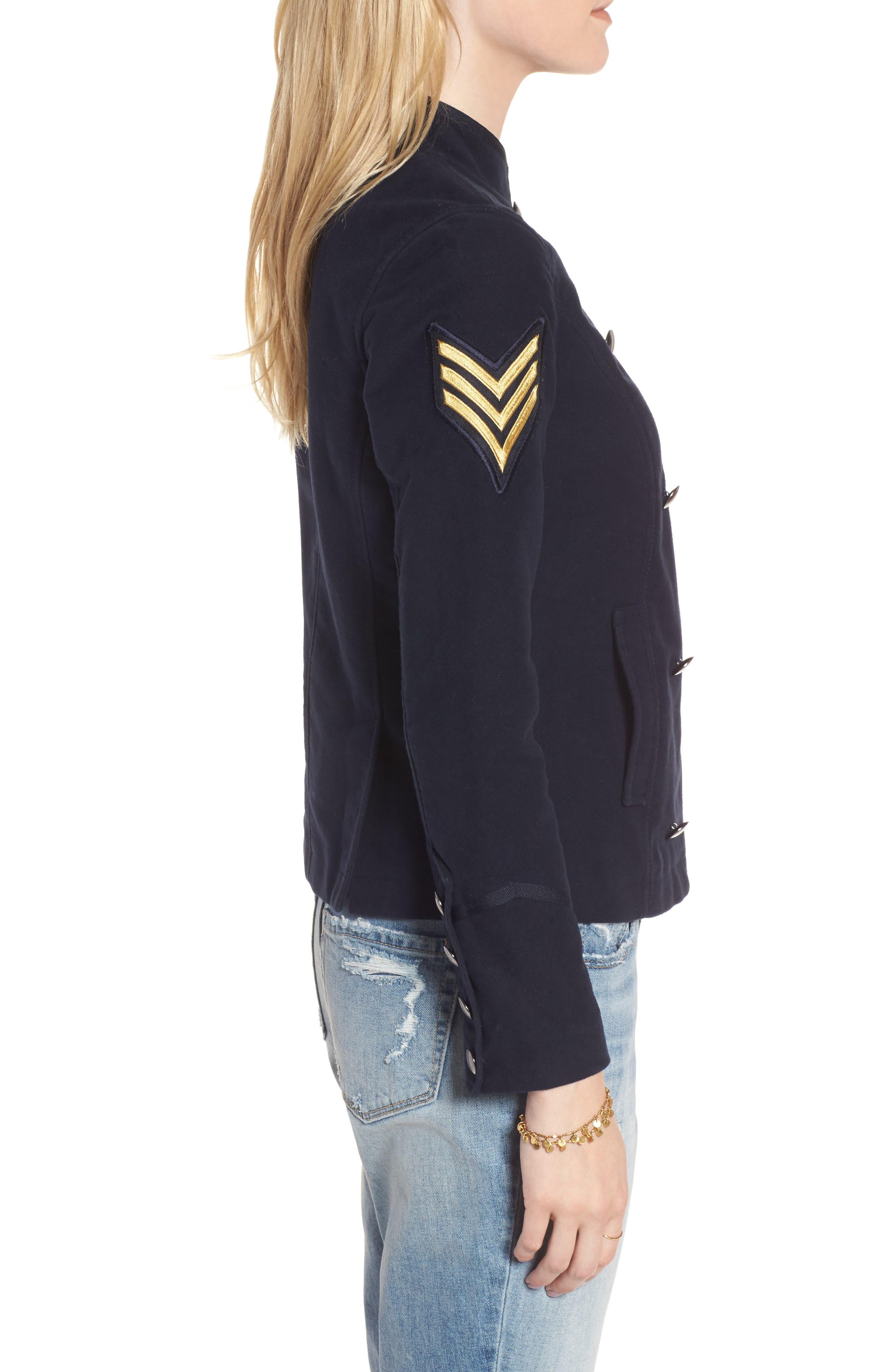 Alternate Image 3  - Treasure & Bond Officers Jacket